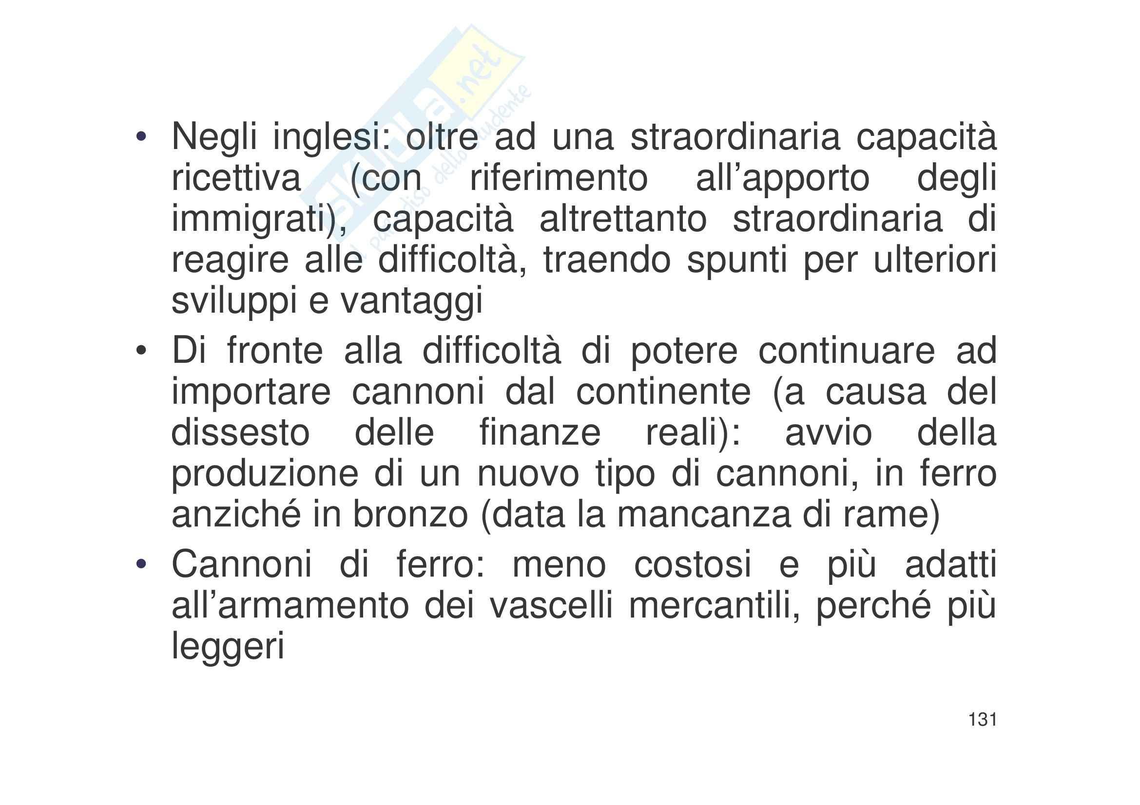 Storia economica - Appunti Pag. 131