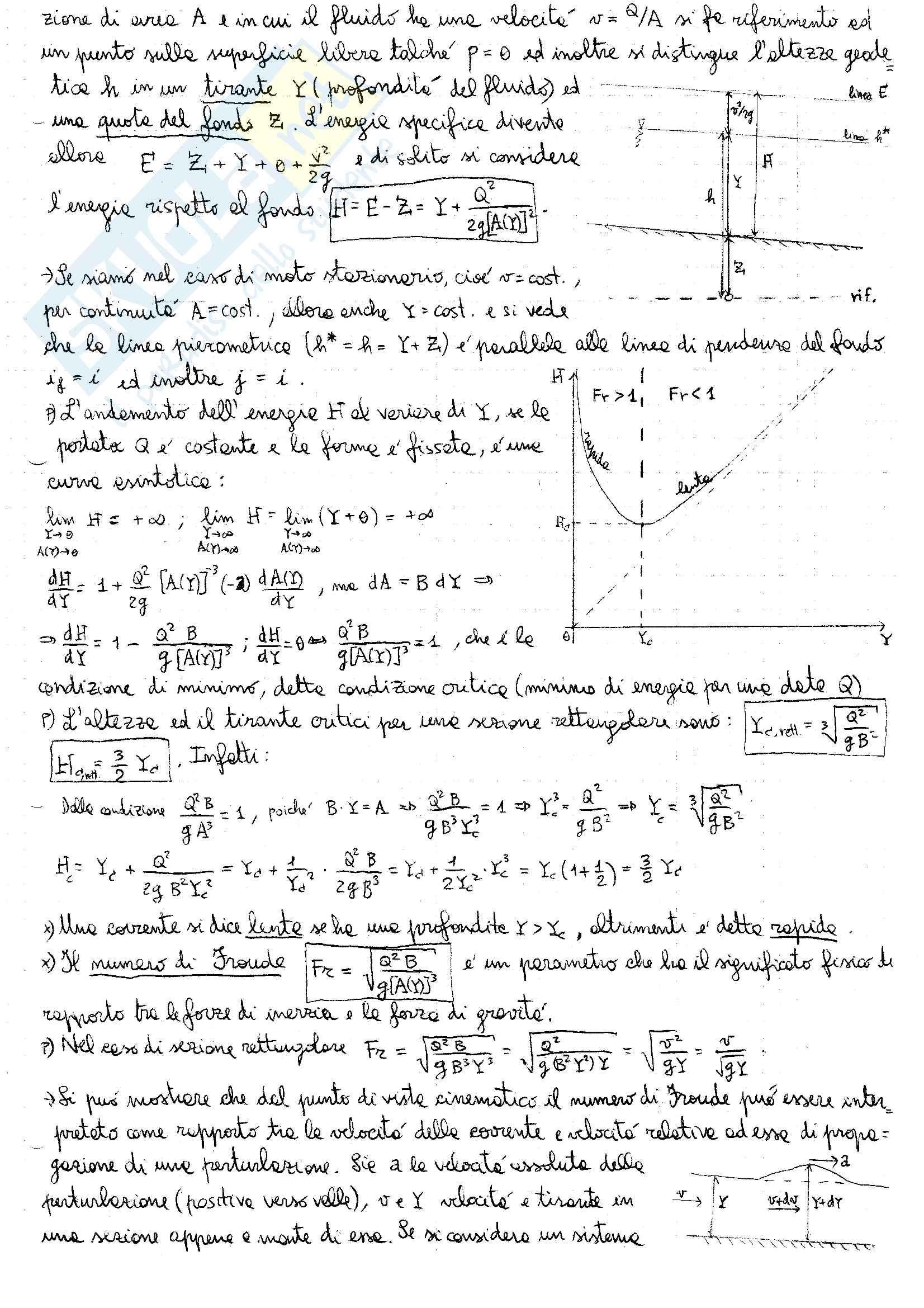 "Appunti di ""Idraulica"" Pag. 41"