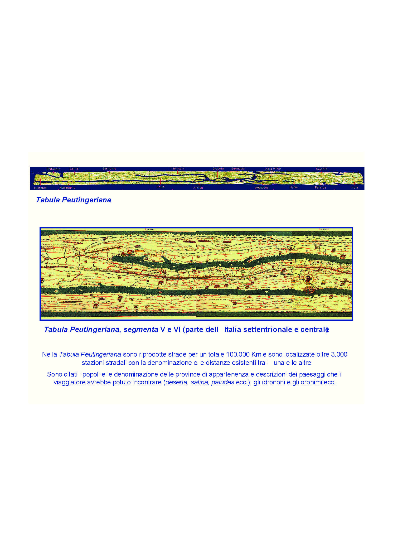 Cartografia nel Medioevo
