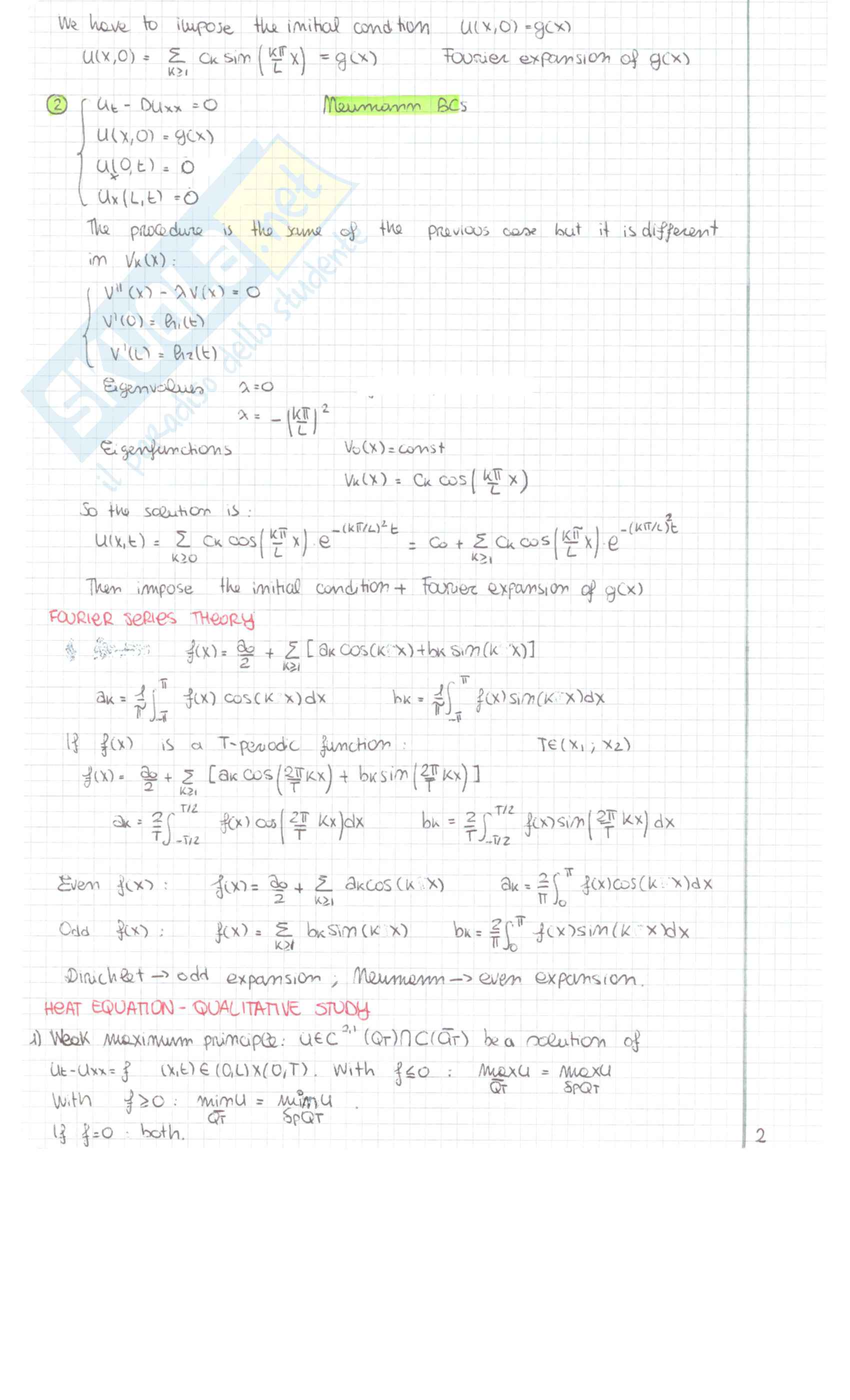 Mathematical Methods Pag. 2