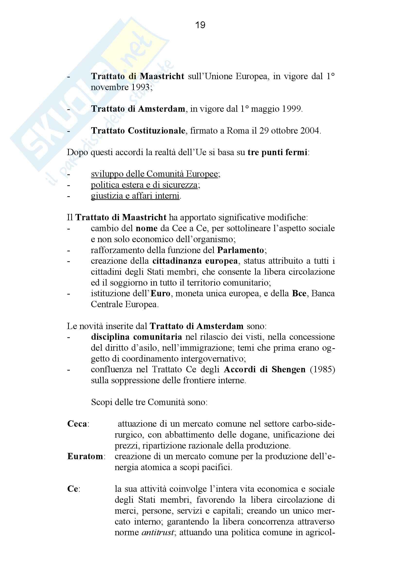 Riassunto esame Diritto Internazionale, prof. Giardina, libro consigliato Diritto Internazionale, Conforti Pag. 46