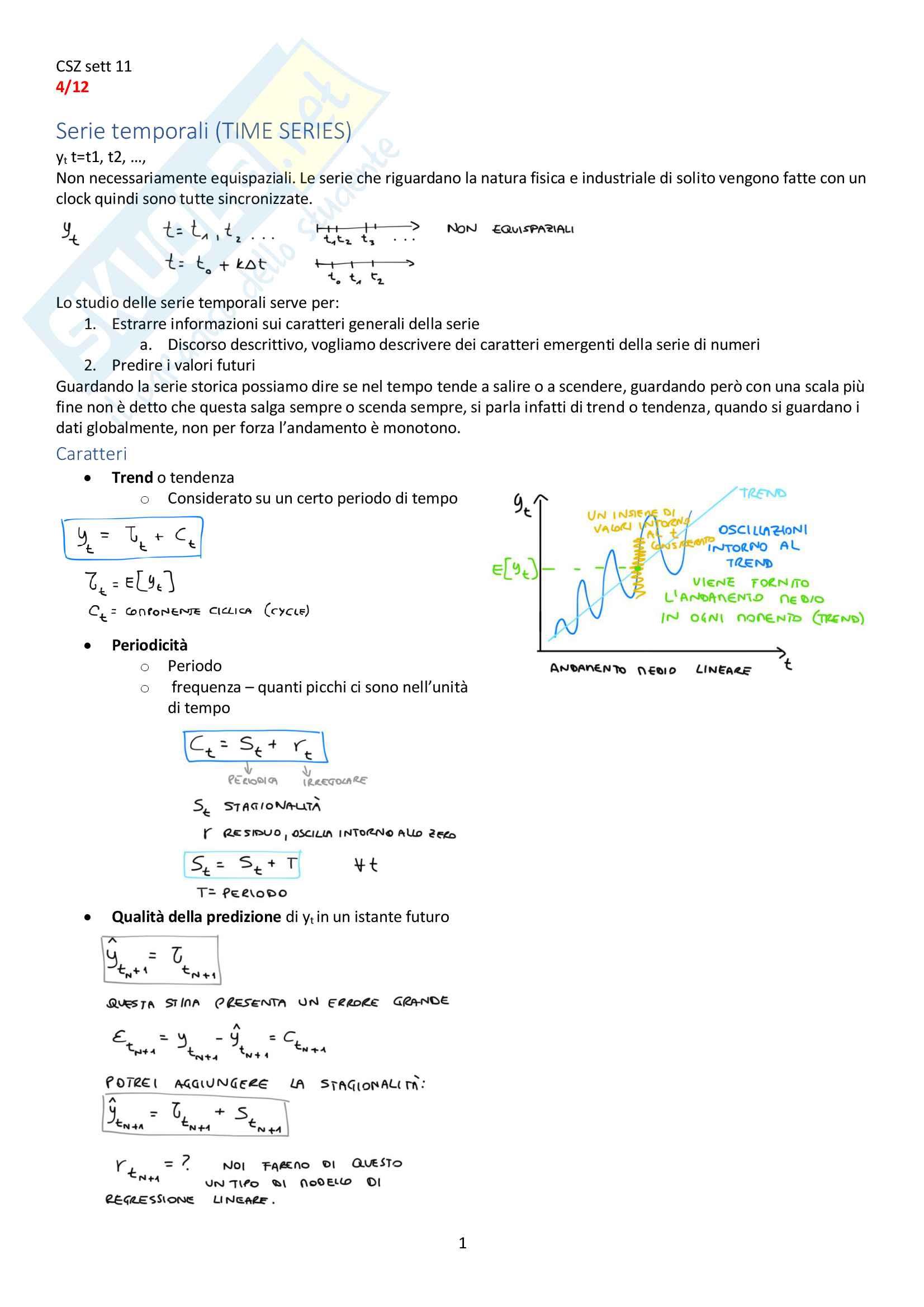 Appunti del corso Modellistica e identificazione, prof. De Santis Pag. 101