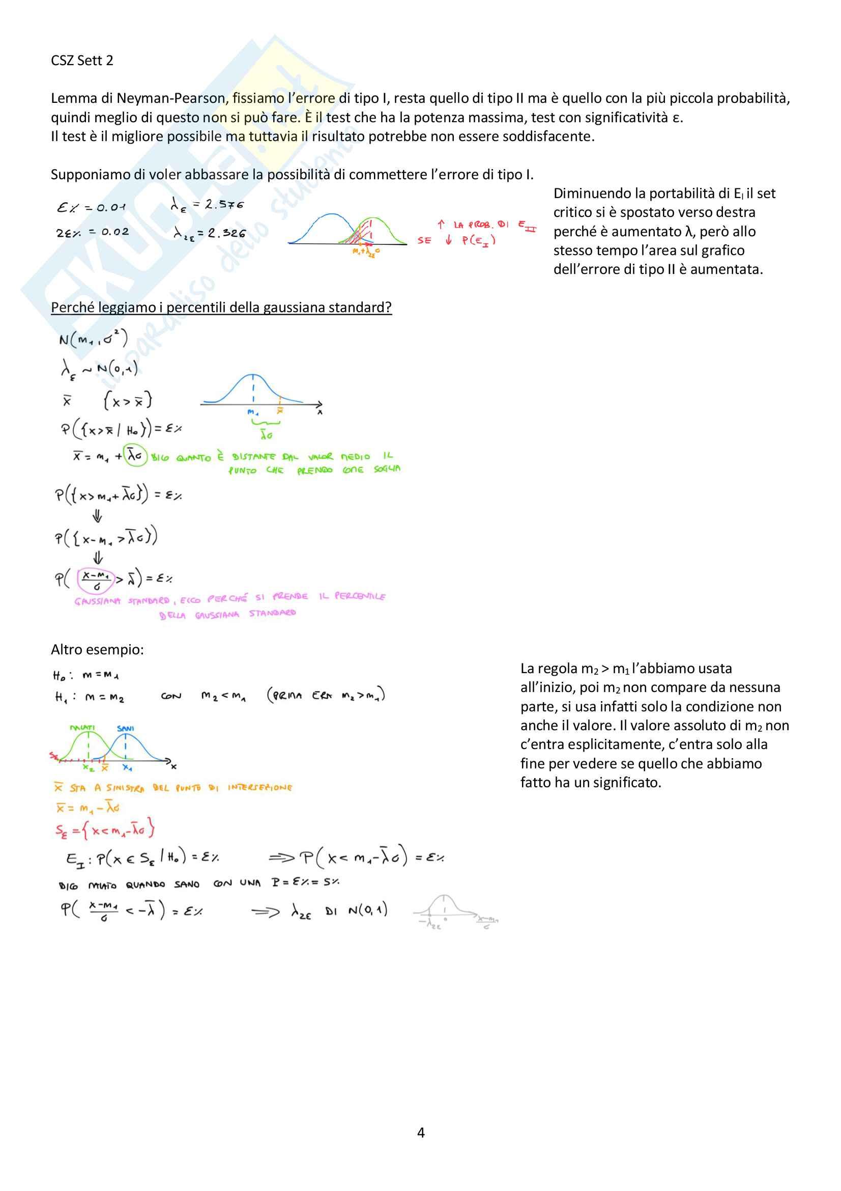 Appunti del corso Modellistica e identificazione, prof. De Santis Pag. 11