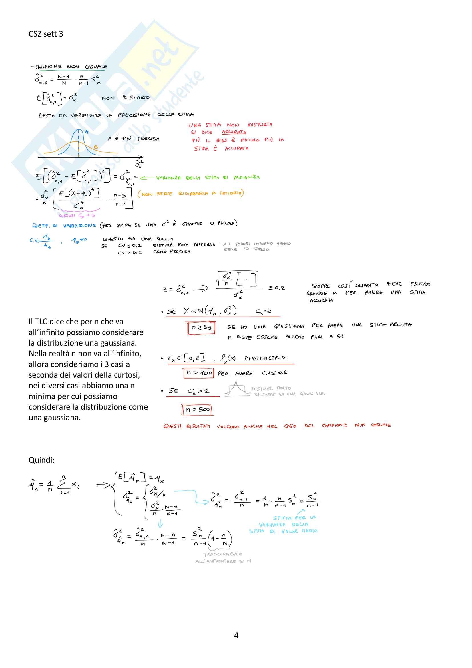 Appunti del corso Modellistica e identificazione, prof. De Santis Pag. 21
