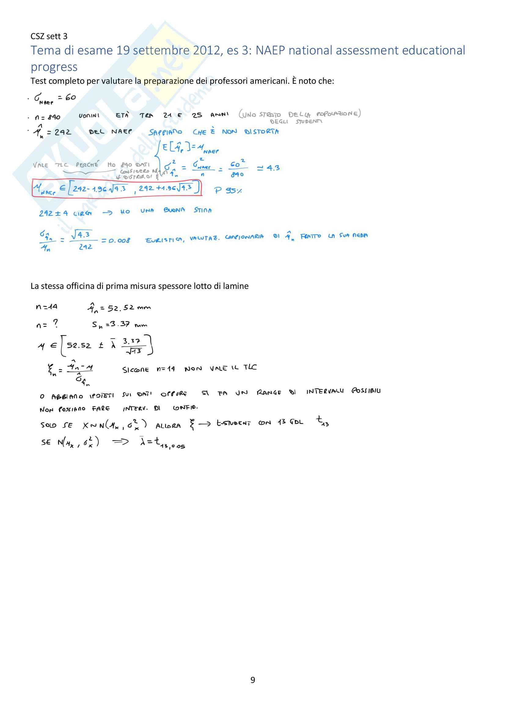 Appunti del corso Modellistica e identificazione, prof. De Santis Pag. 26