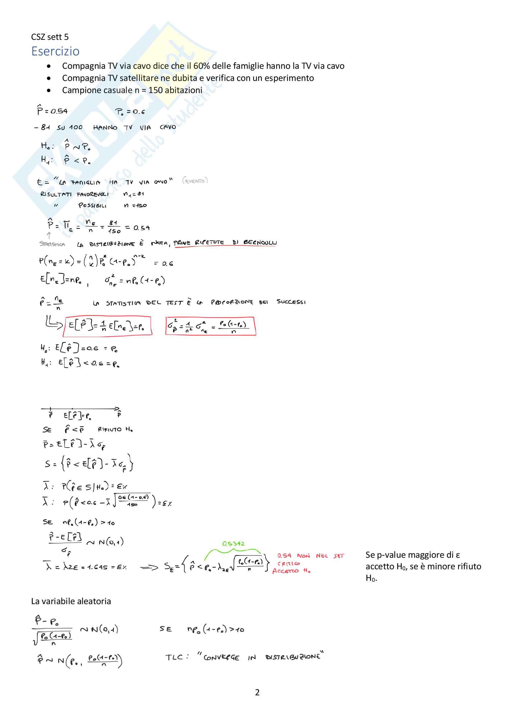 Appunti del corso Modellistica e identificazione, prof. De Santis Pag. 36