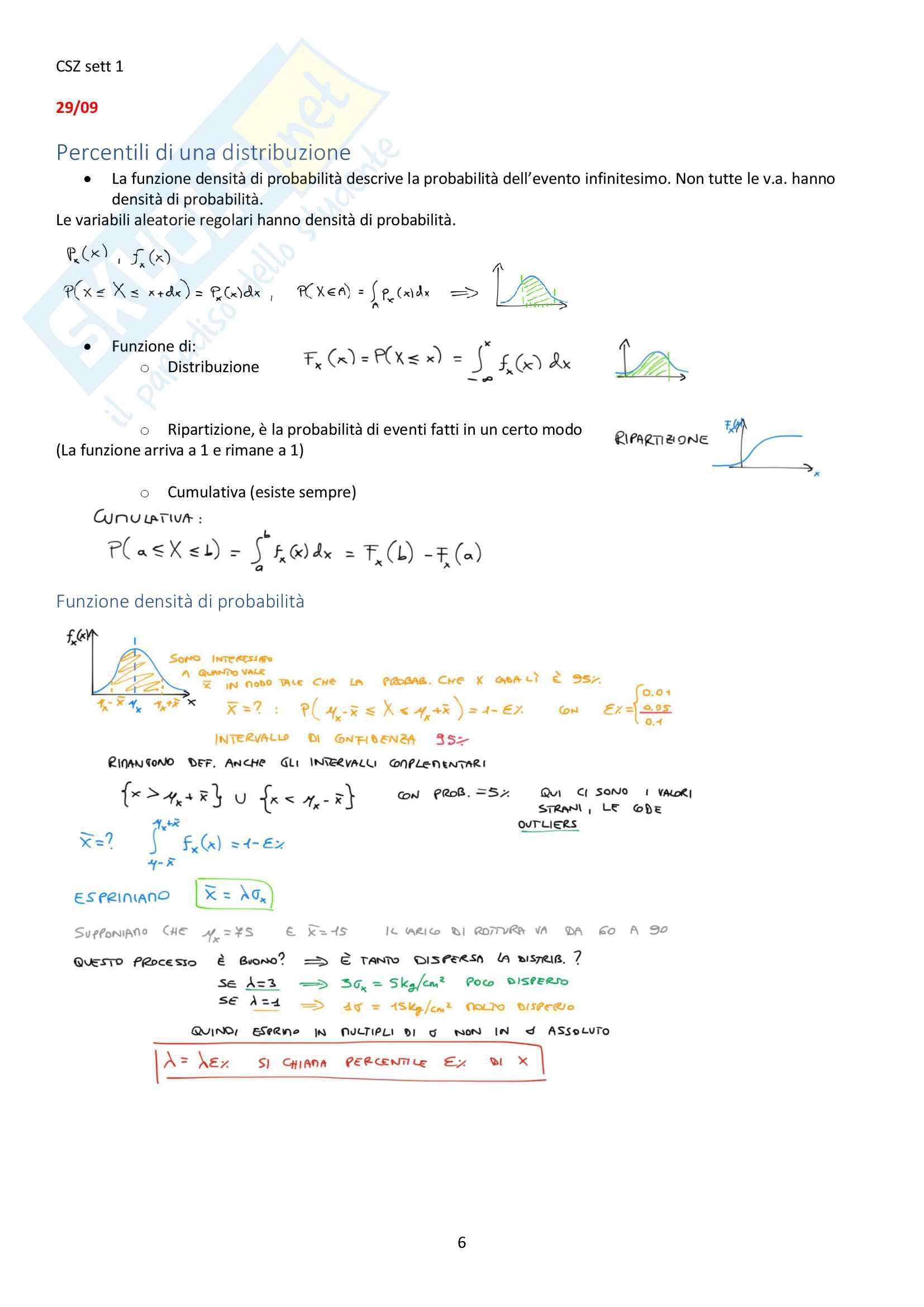 Appunti del corso Modellistica e identificazione, prof. De Santis Pag. 6