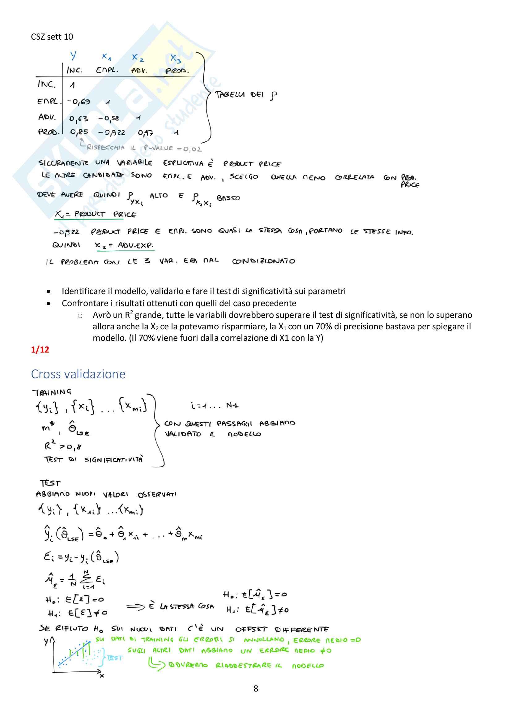 Appunti del corso Modellistica e identificazione, prof. De Santis Pag. 96