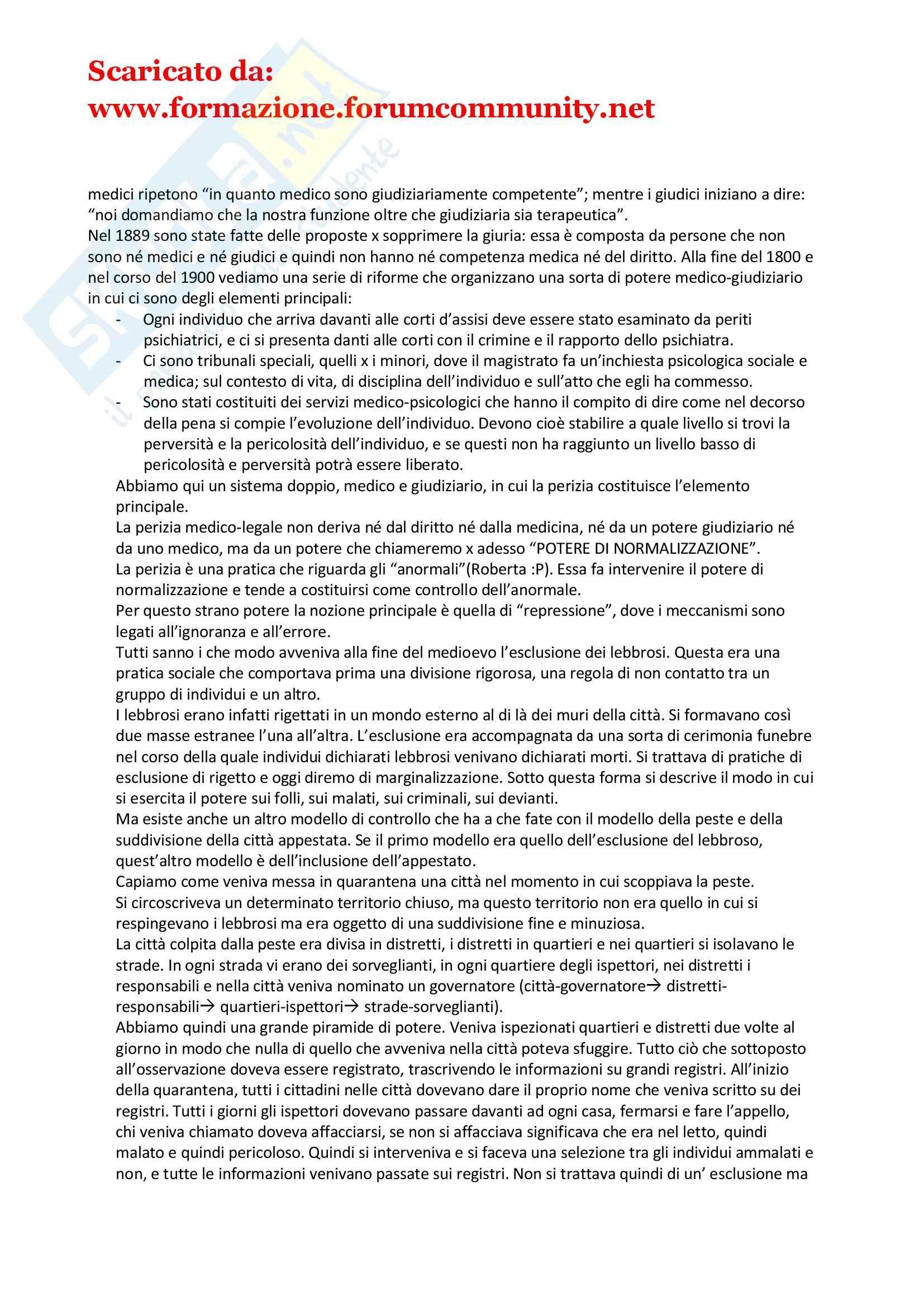 Pedagogia della devianza Pag. 2