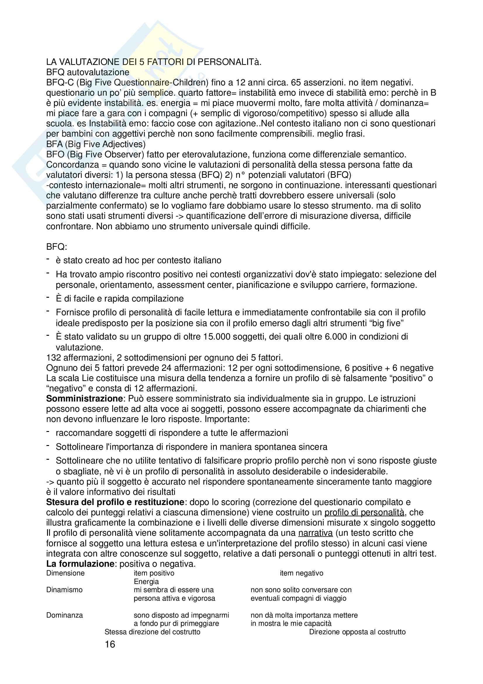 Motivazione Emozione e Personalità (MEP) Pag. 16