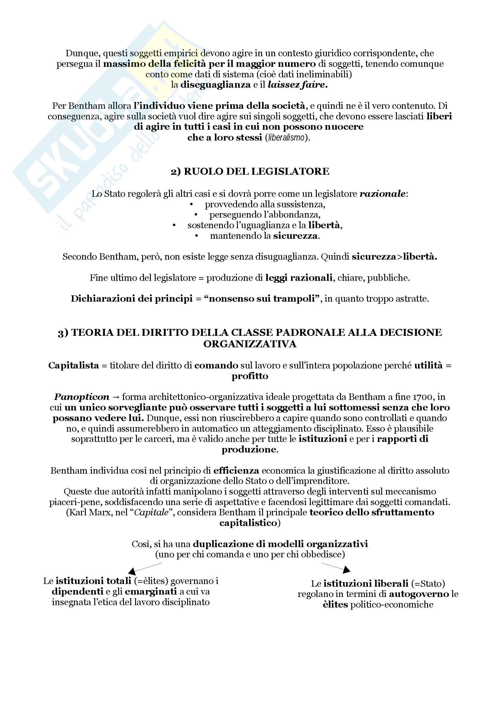 Riassunto 'esame di sociologia, prof. Di Meglio, libro consigliato Saperi Sociali, Ricerca Sociale, Lentini Pag. 2
