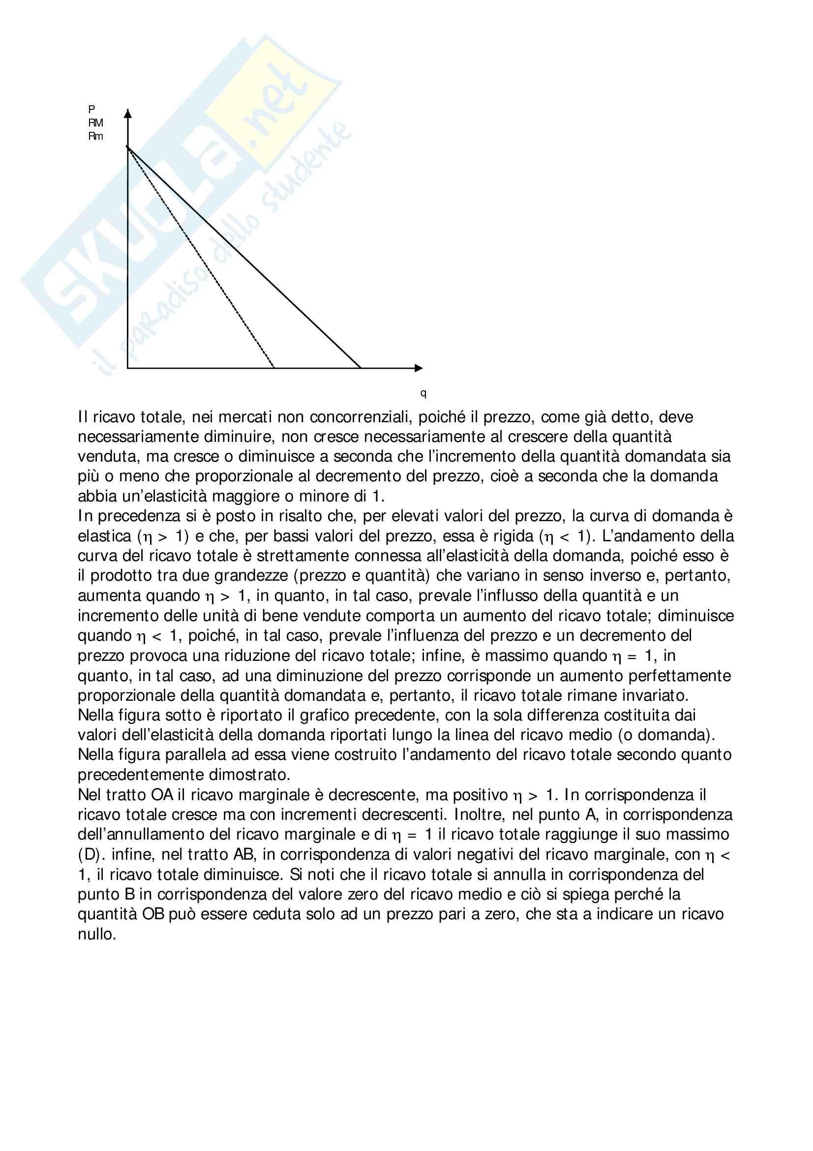 Microeconomia - Appunti Pag. 46