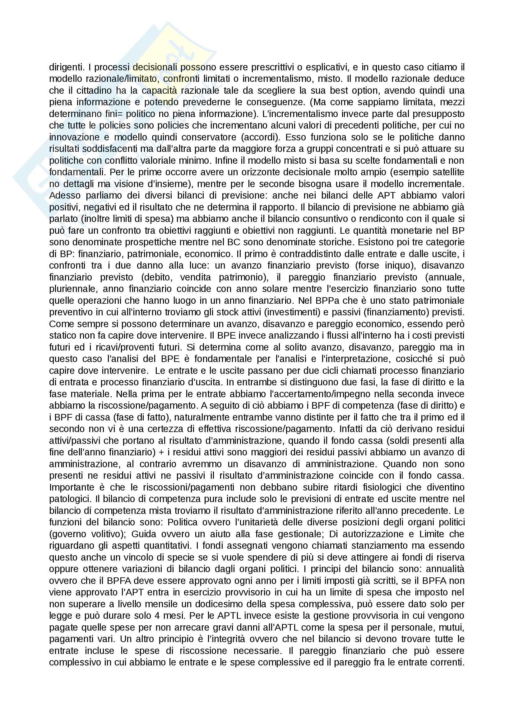 Public management Pag. 11