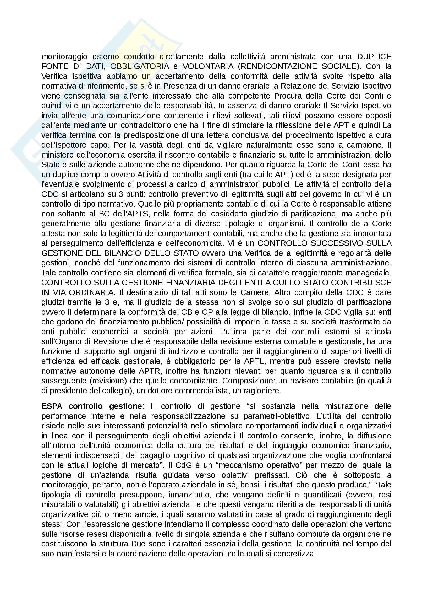 Public management Pag. 16