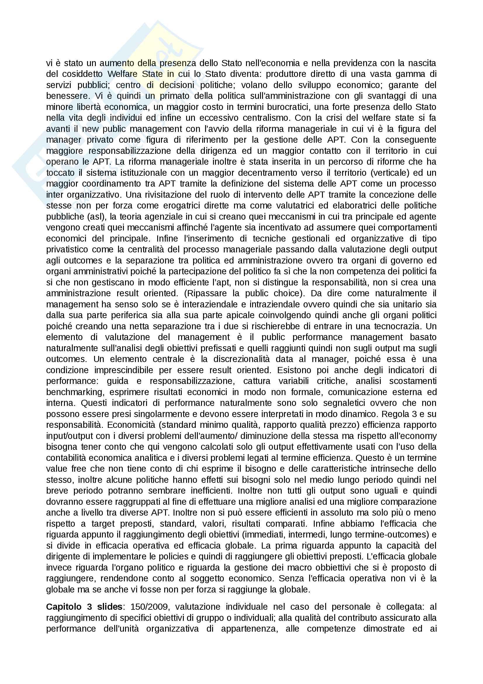 Public management Pag. 6