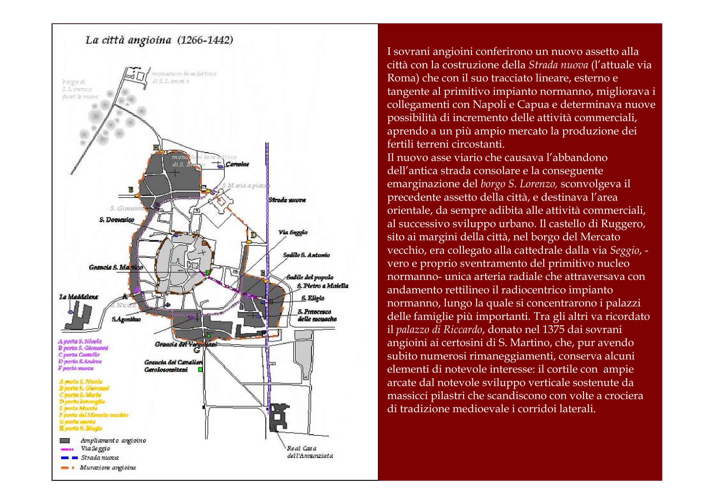 Architettura di Aversa - Angioini