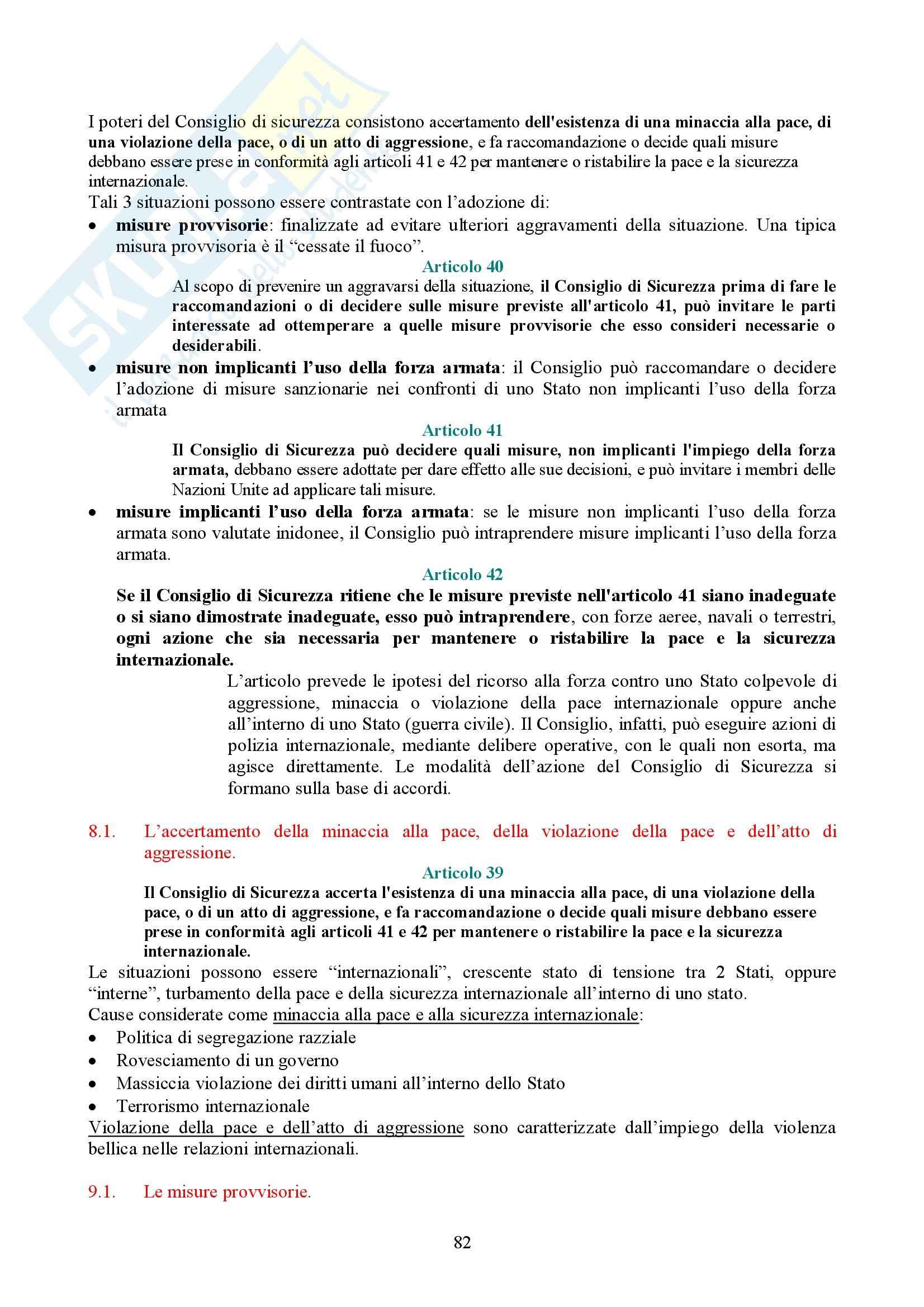 Diritto internazionale - Carbone - Appunti Pag. 31