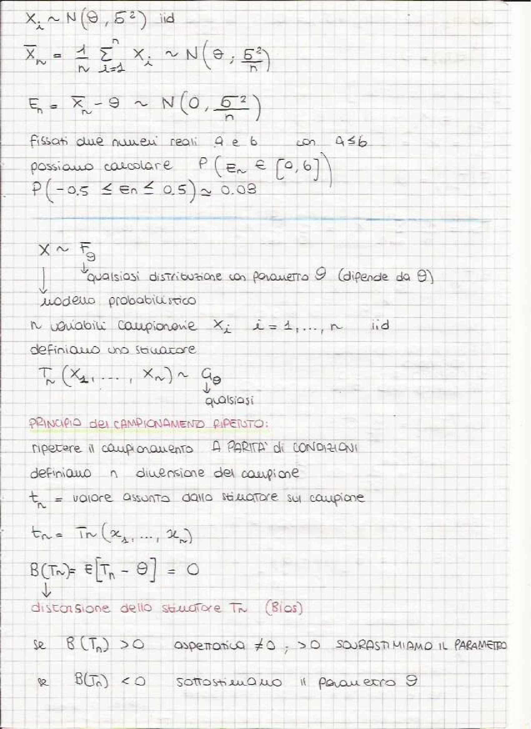 Statistica parte 2 - Appunti e Esercizi Pag. 21