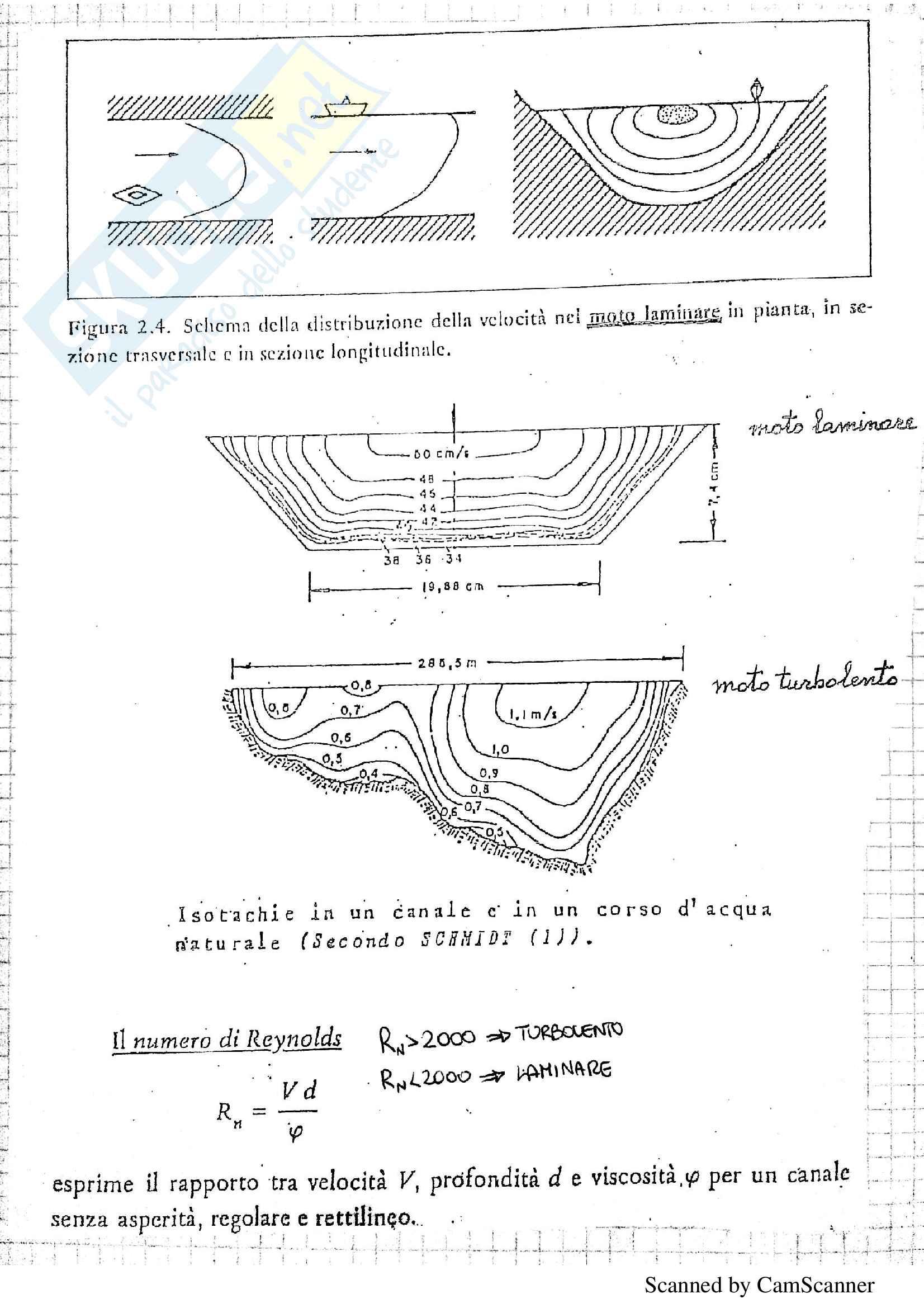 Geomorfologia: Morfologia fluviale Pag. 2
