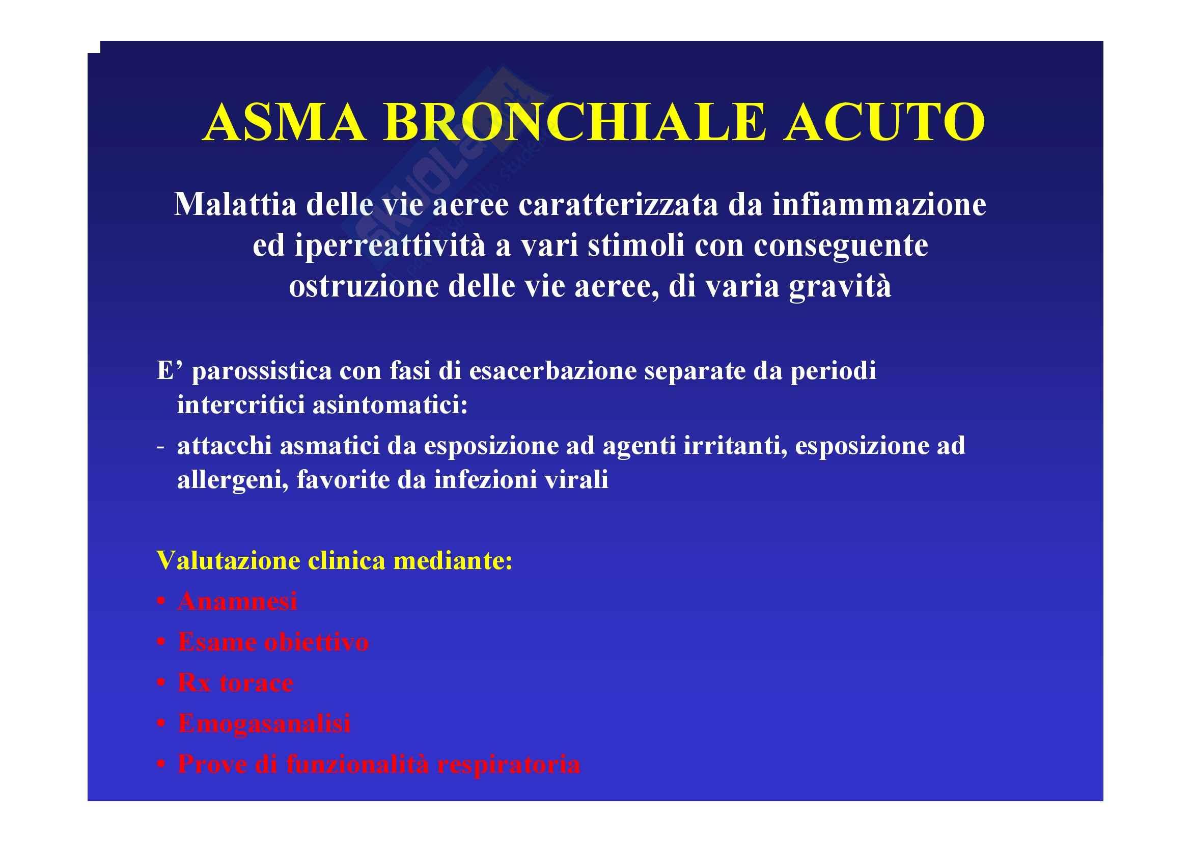 Anestesia -Asma