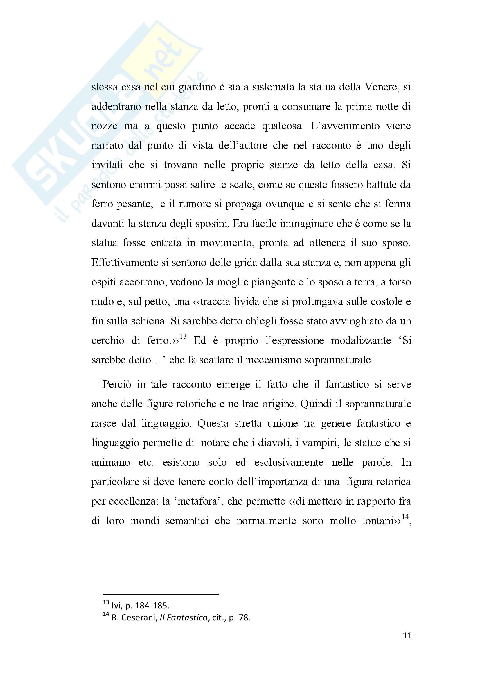 Tesi - Italo Calvino e il fantastico Pag. 11