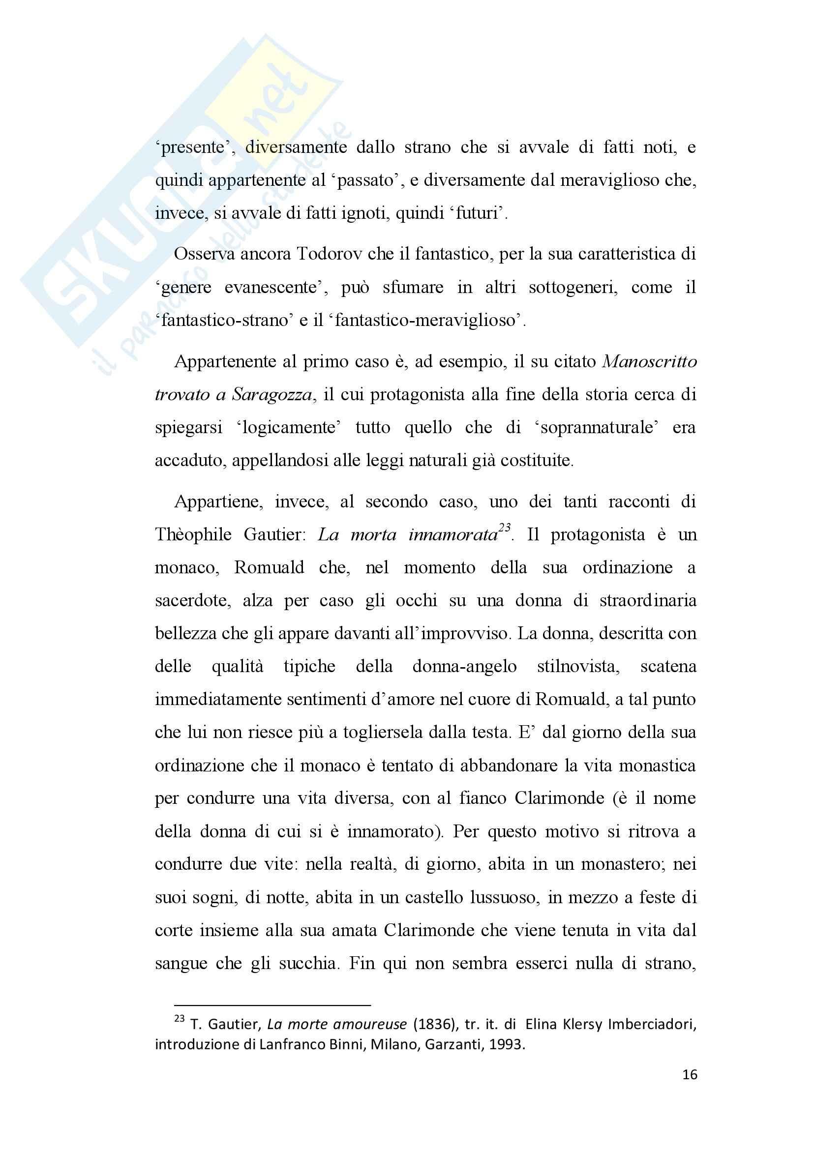 Tesi - Italo Calvino e il fantastico Pag. 16