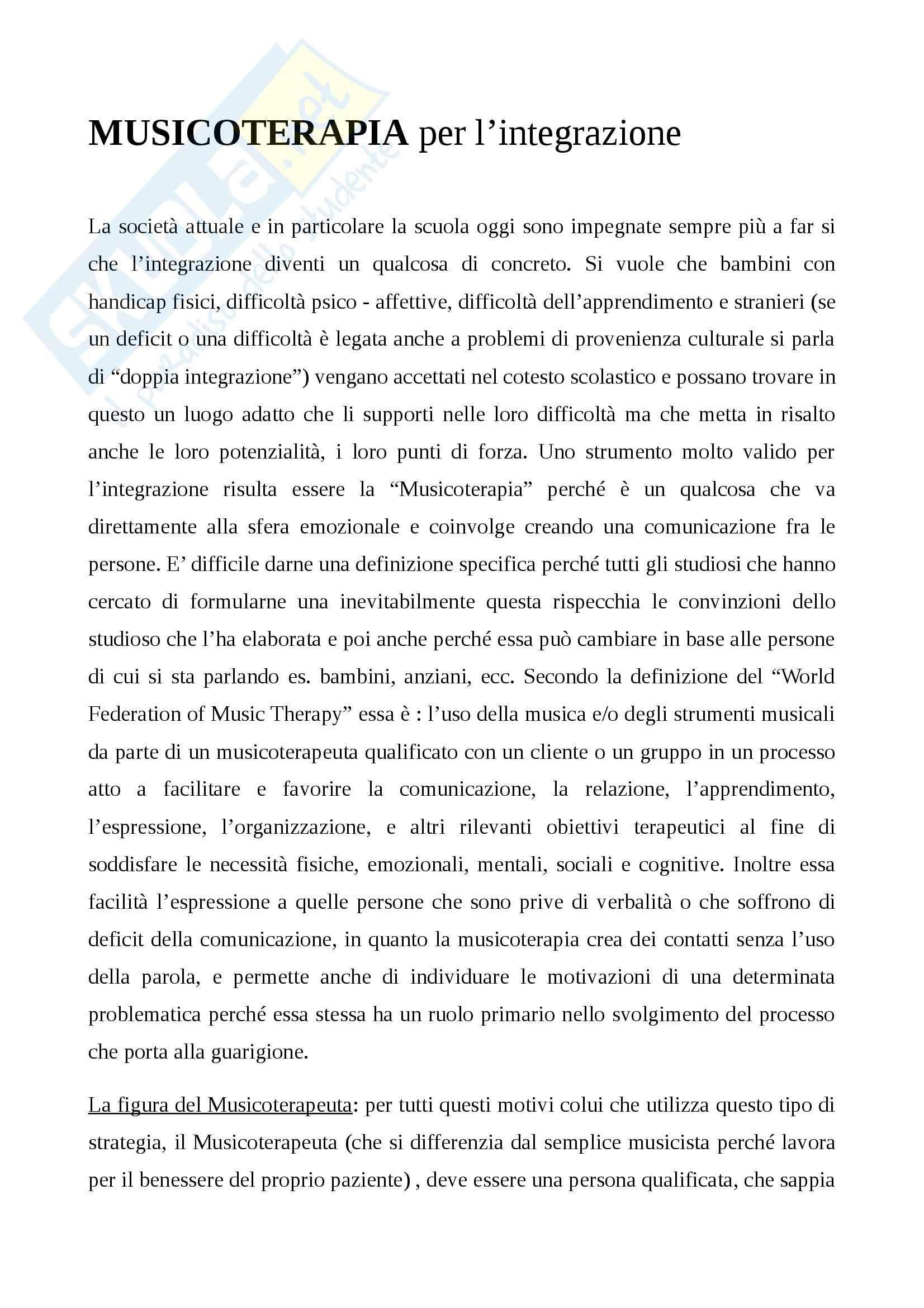 appunto L. Chiappetta Cajola Didattica speciale