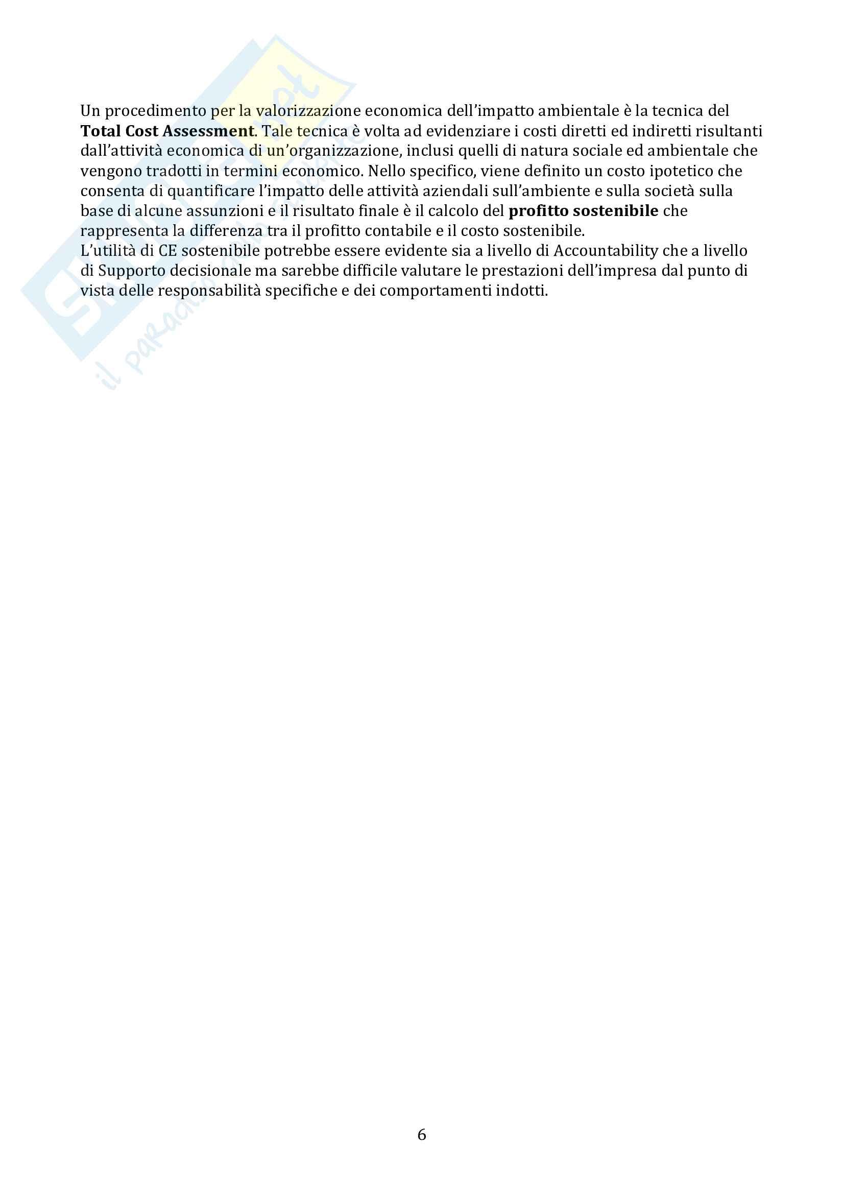 Sistemi di controllo e di gestione - Testimonianze Giudici  Arena Pag. 6