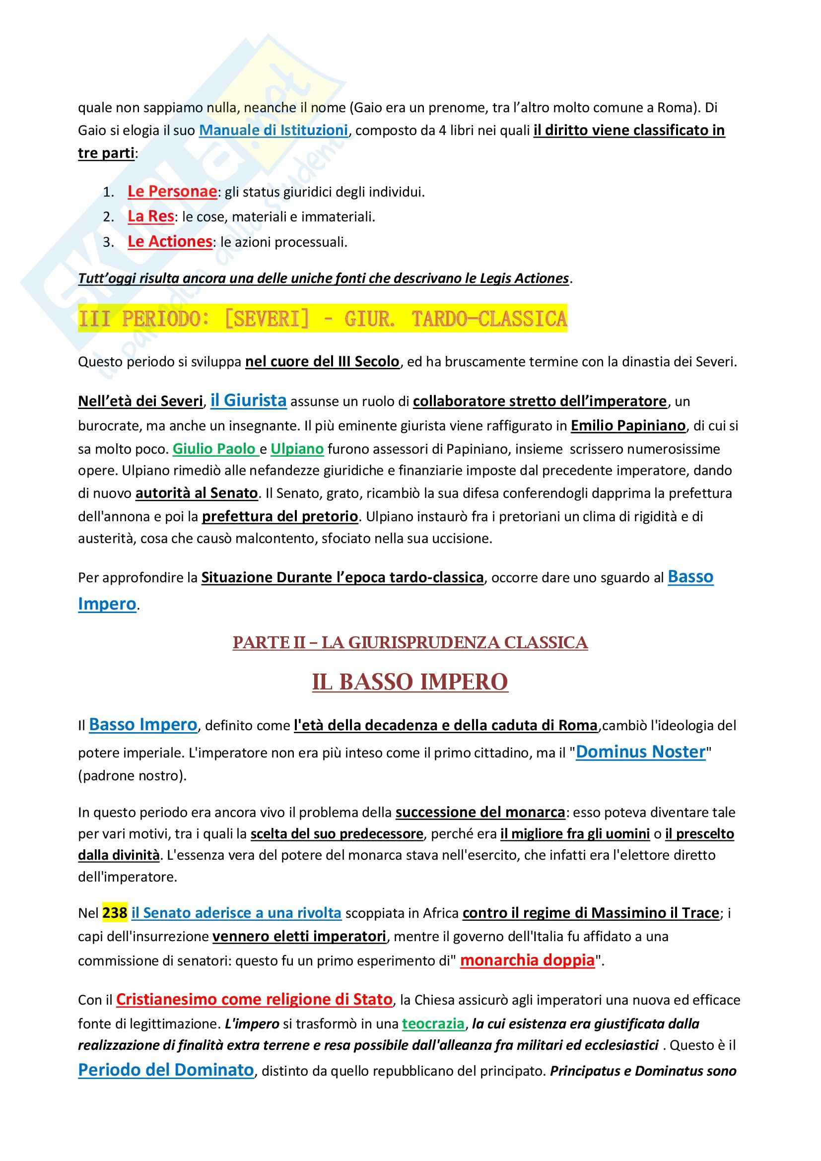 Diritto romano Pag. 16