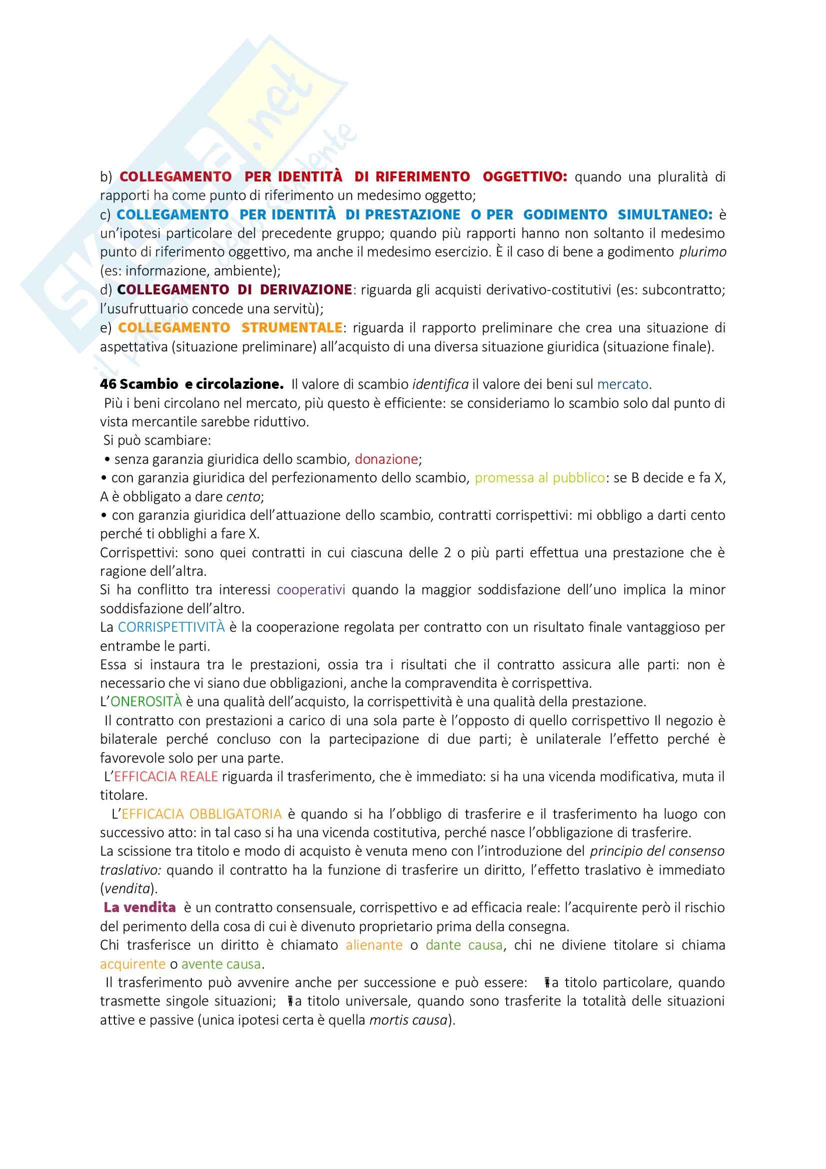 Appunti Diritto privato I Pag. 31
