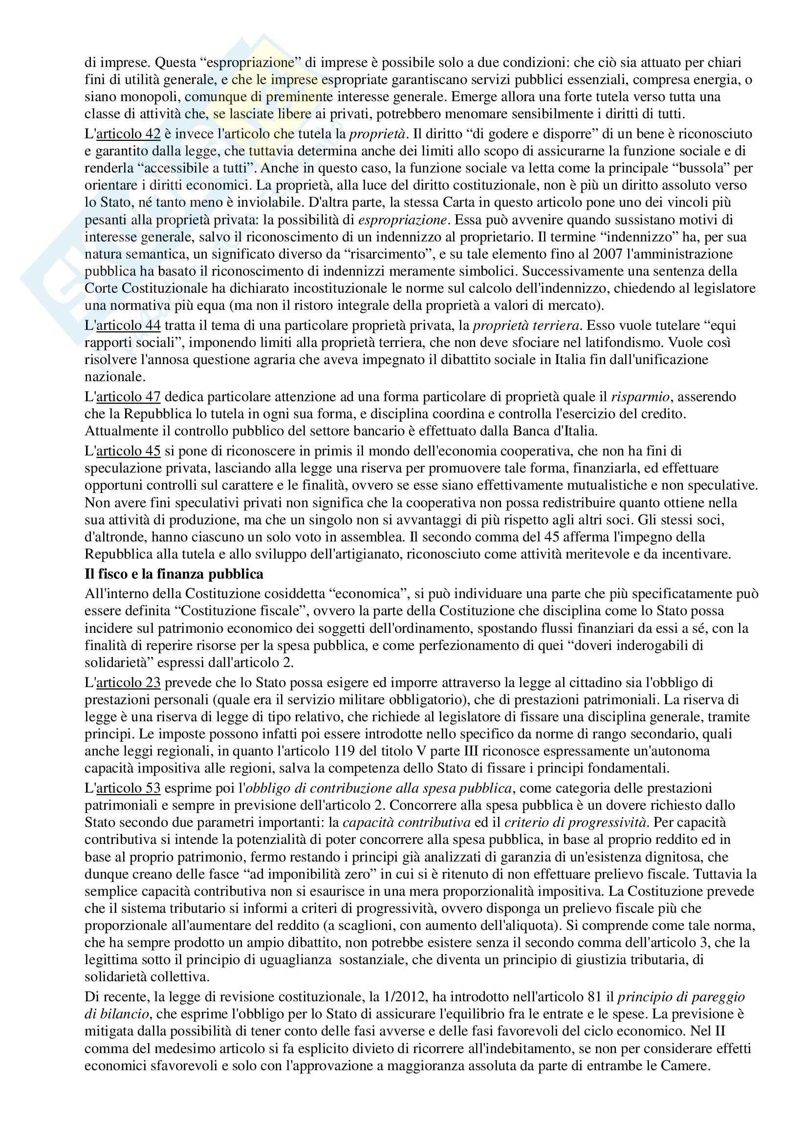 Riassunto esame Diritto Pubblico, prof. Simoncini, libro consigliato Introduzione allo studio del Diritto Pubblico e delle sue fonti, Simoncini, Groppi Pag. 21