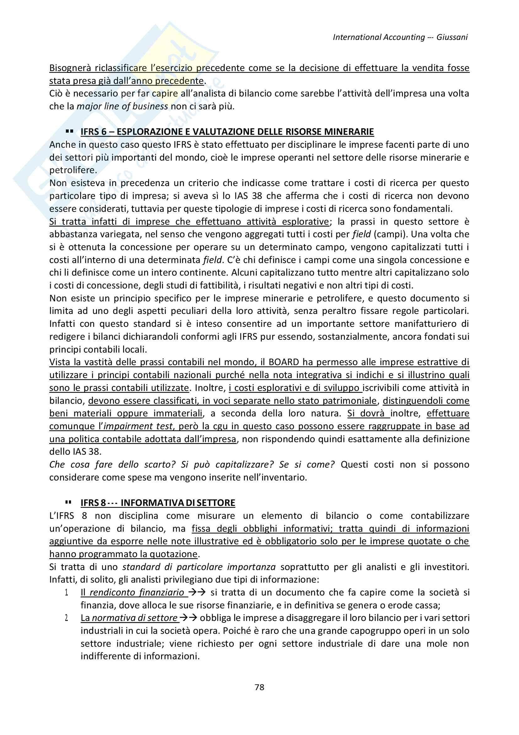 International Accounting Pag. 81
