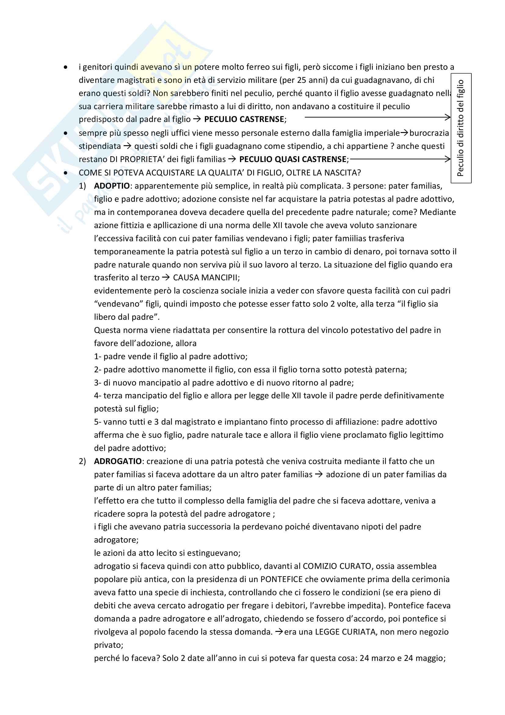 Corso di Istituzioni di diritto romano Pag. 26