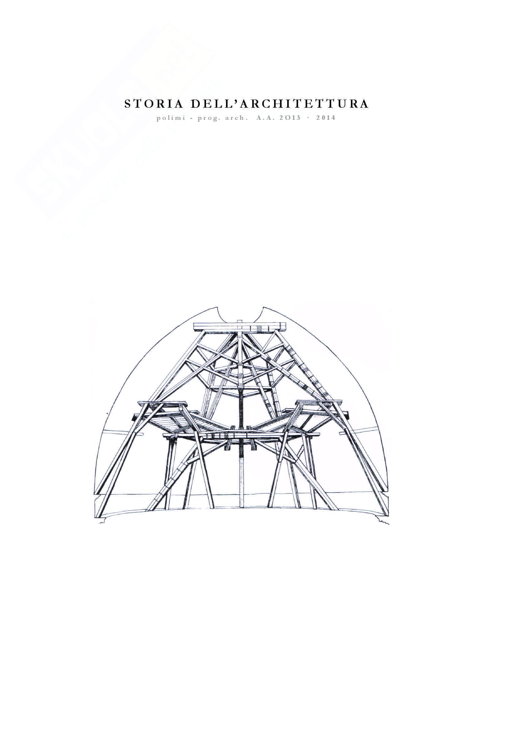 Storia Dell'Architettura - Dalla Grecia Antica al Tardo Barocco