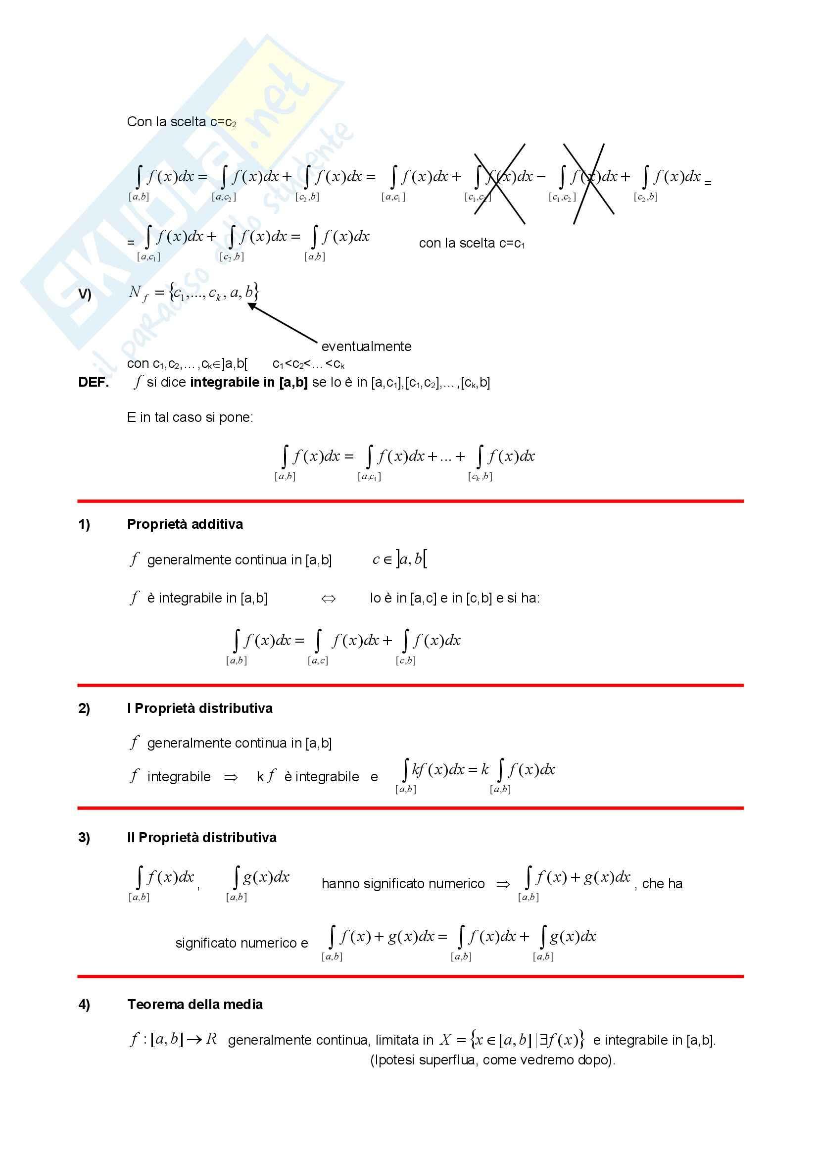 Analisi matematica 1 - le serie numeriche Pag. 26