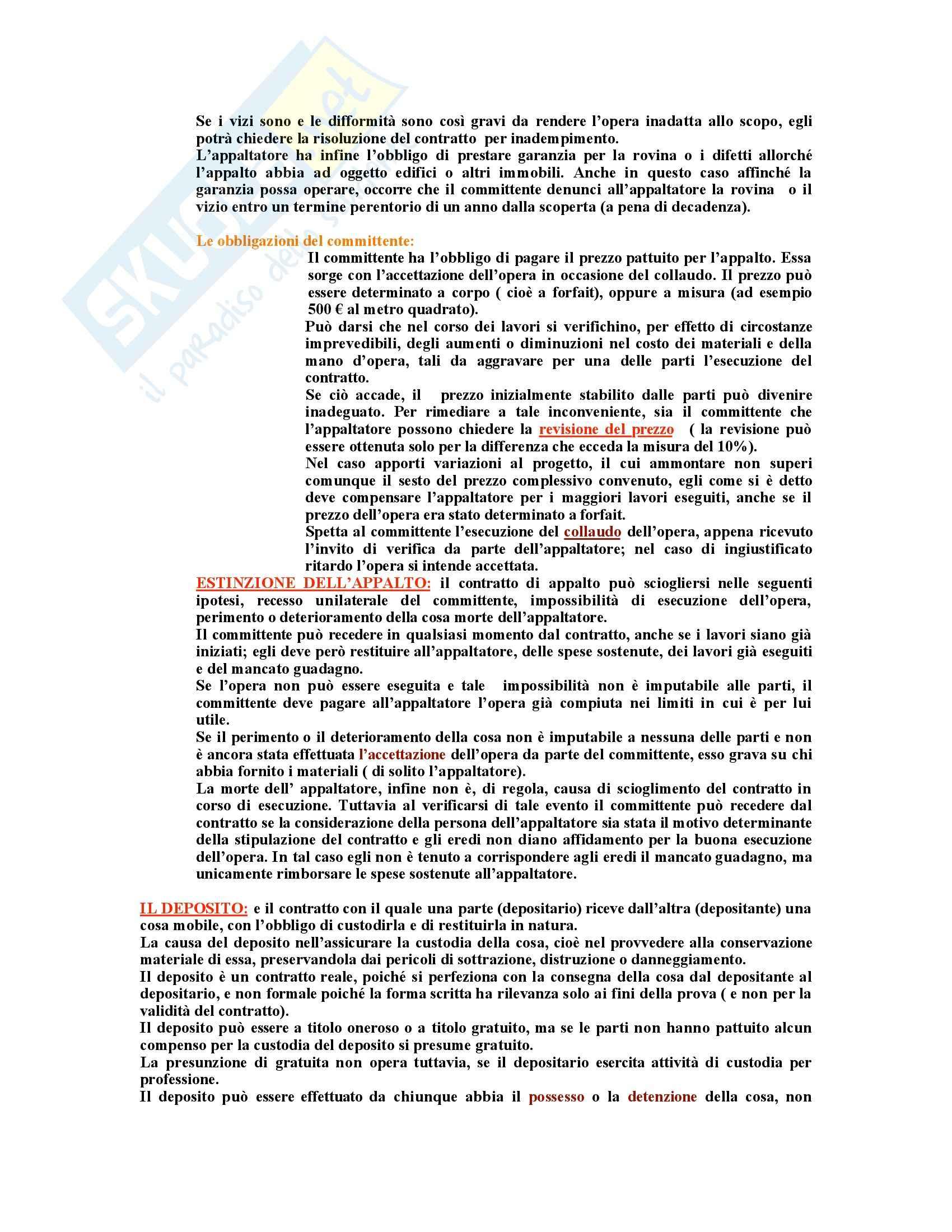 Formazione del contratto Pag. 16