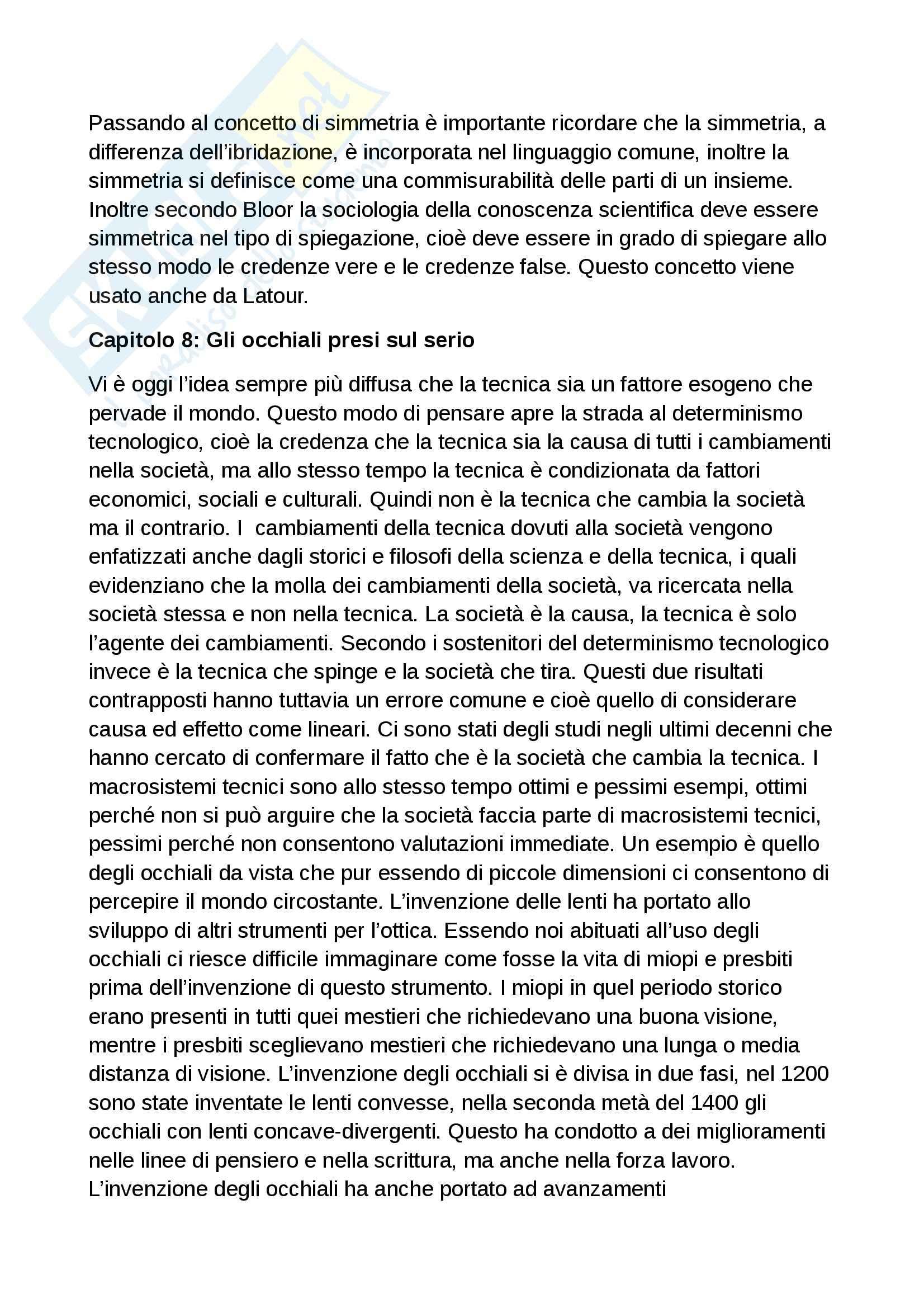 Riassunto esame Teoria e tecnica dei nuovi media, prof. Poli, libro consigliato Memoria e Conoscenza, Maldonado Pag. 31