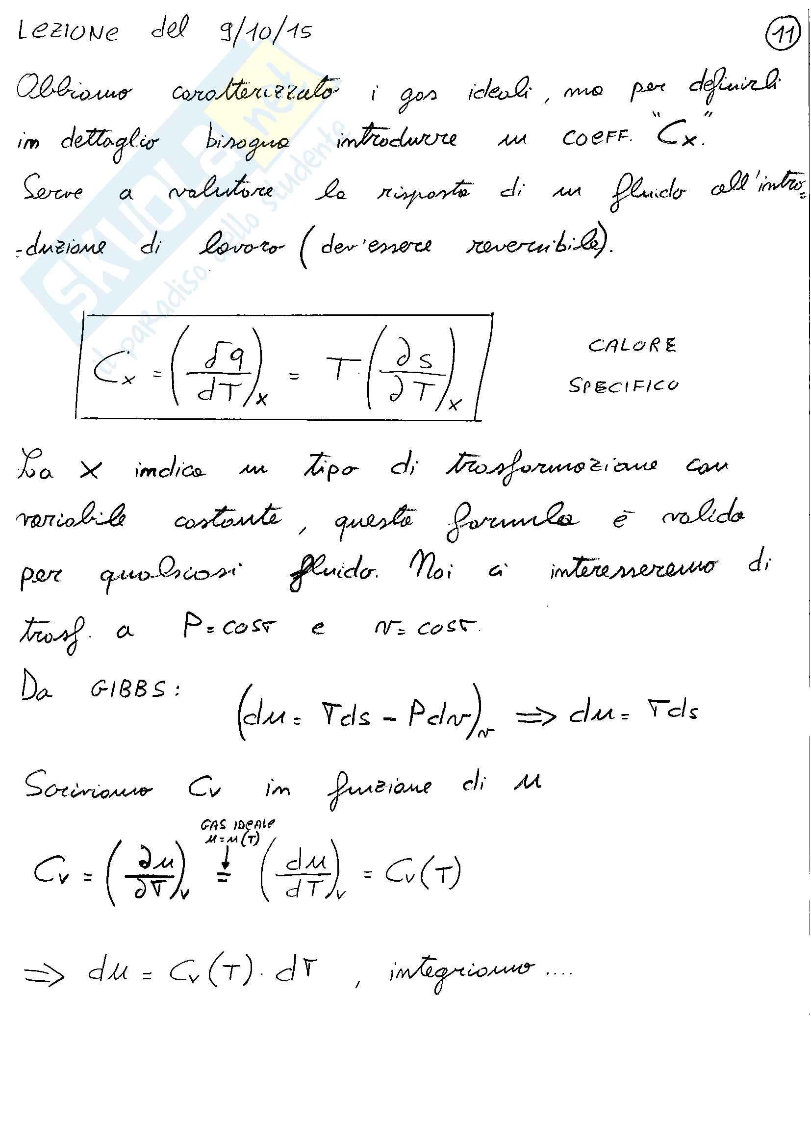 Appunti di Macchine e Sistemi Energetici Pag. 11