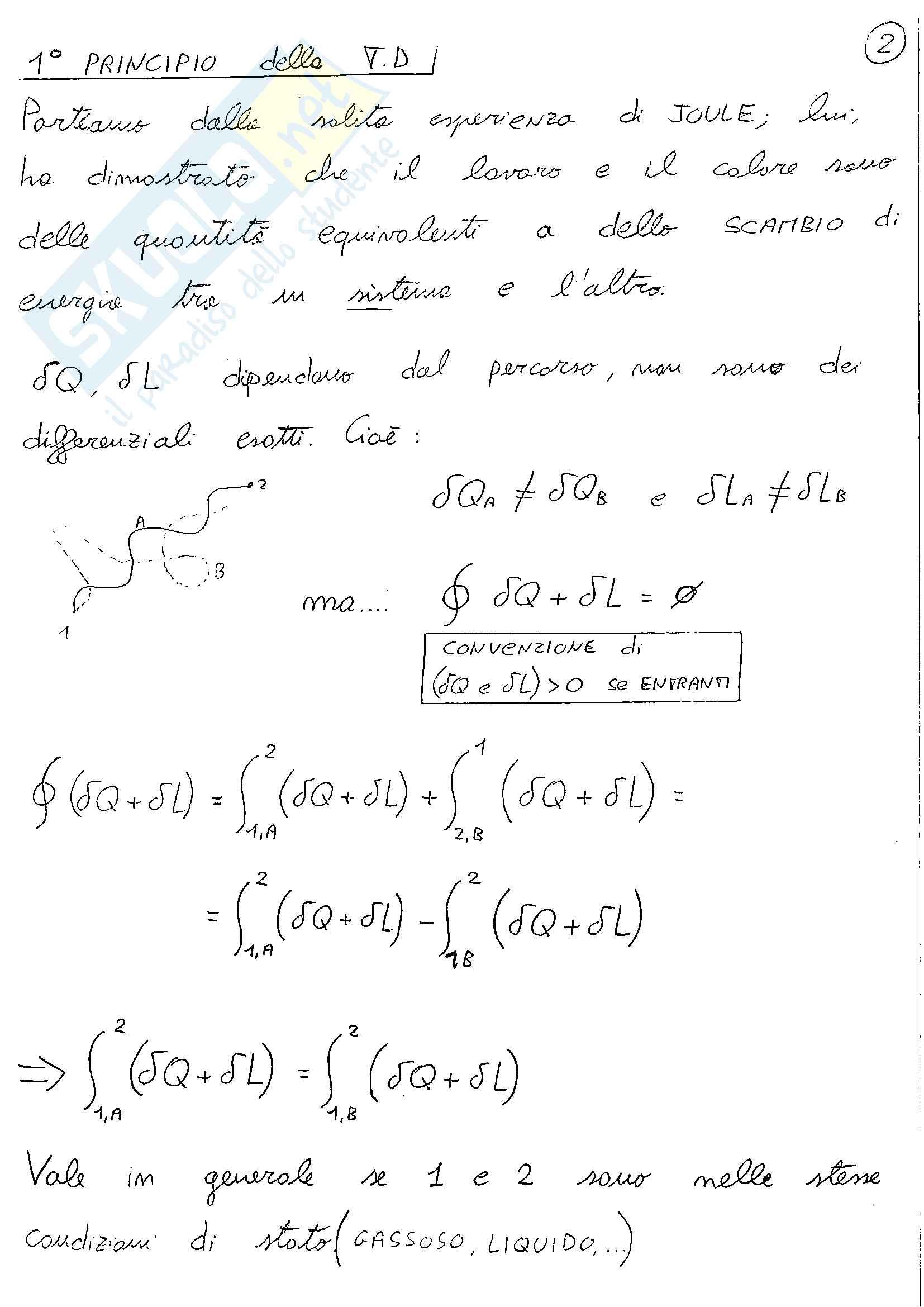 Appunti di Macchine e Sistemi Energetici Pag. 2
