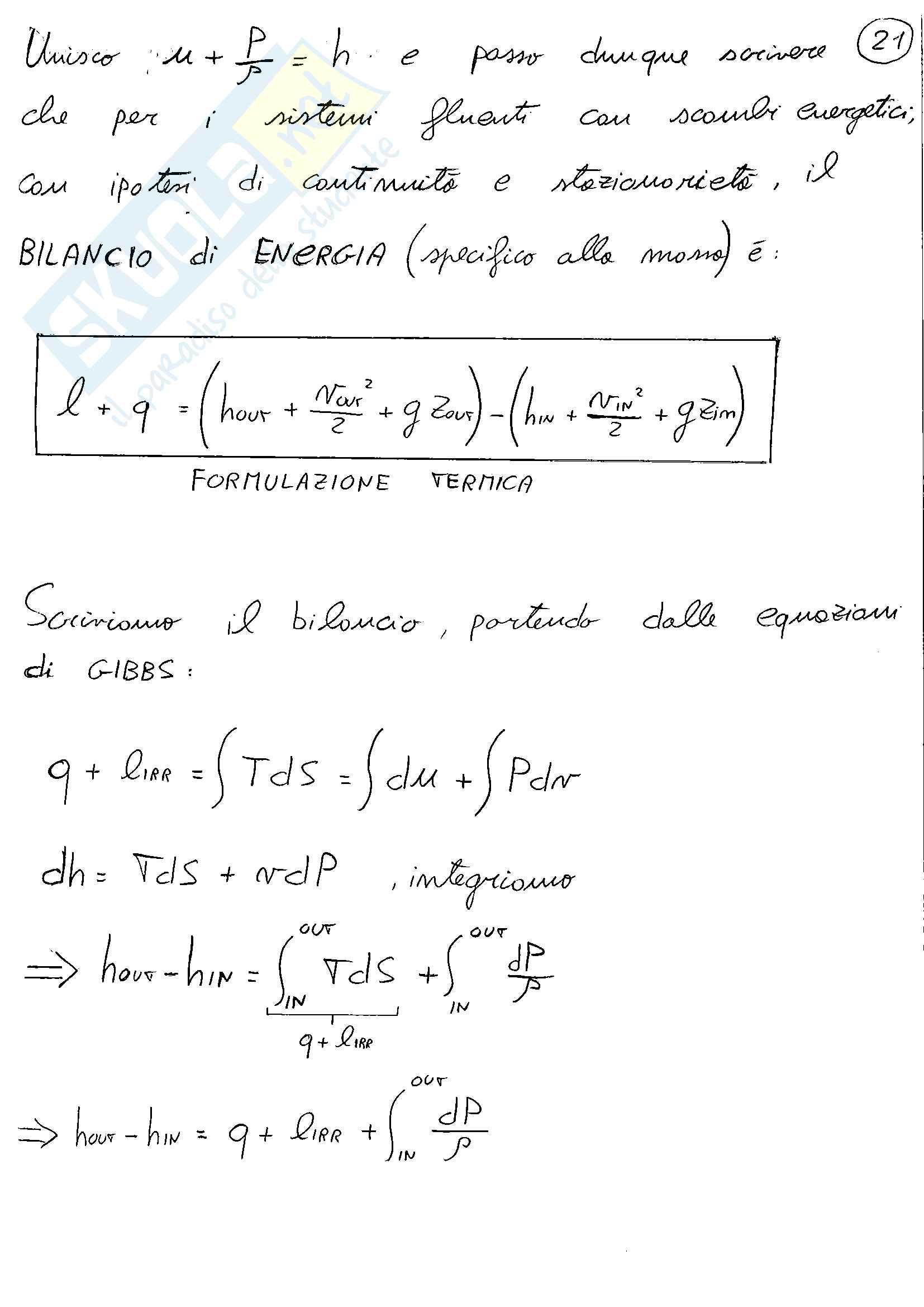 Appunti di Macchine e Sistemi Energetici Pag. 21