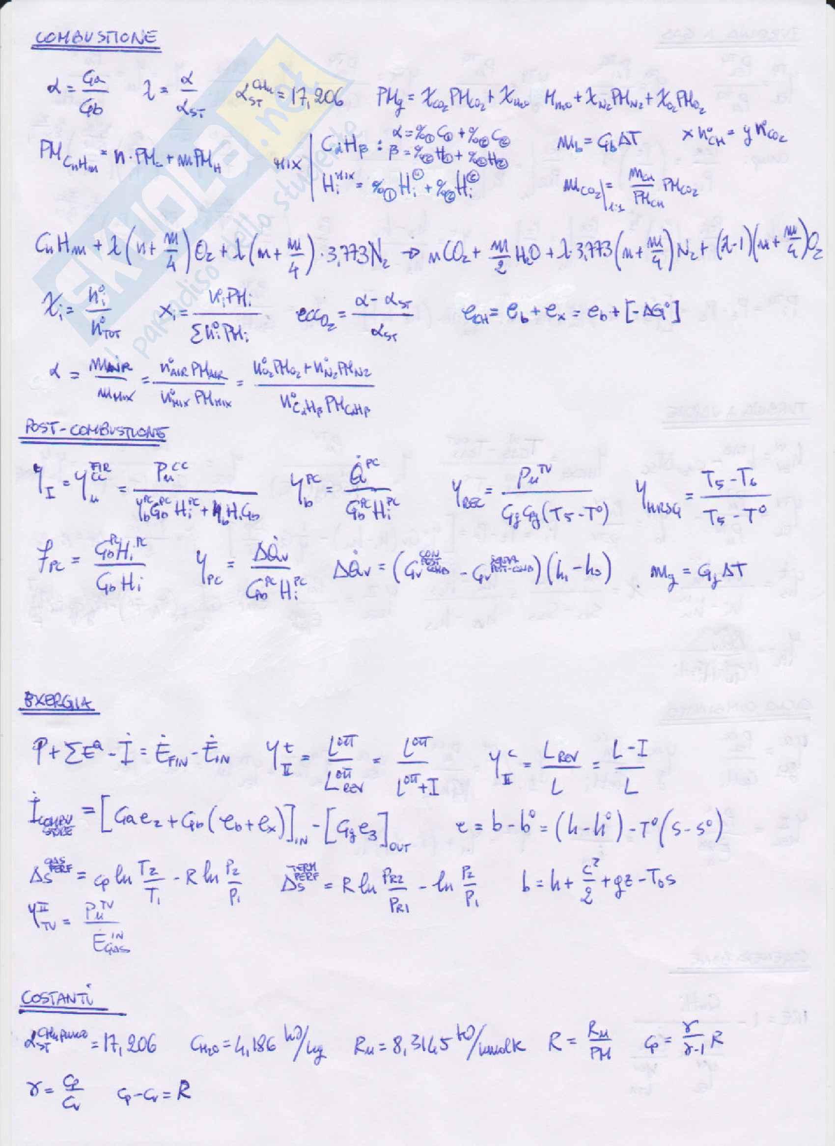 Appelli svolti di Sistemi Energetici 2 (+ formulario) [Se2] Pag. 2