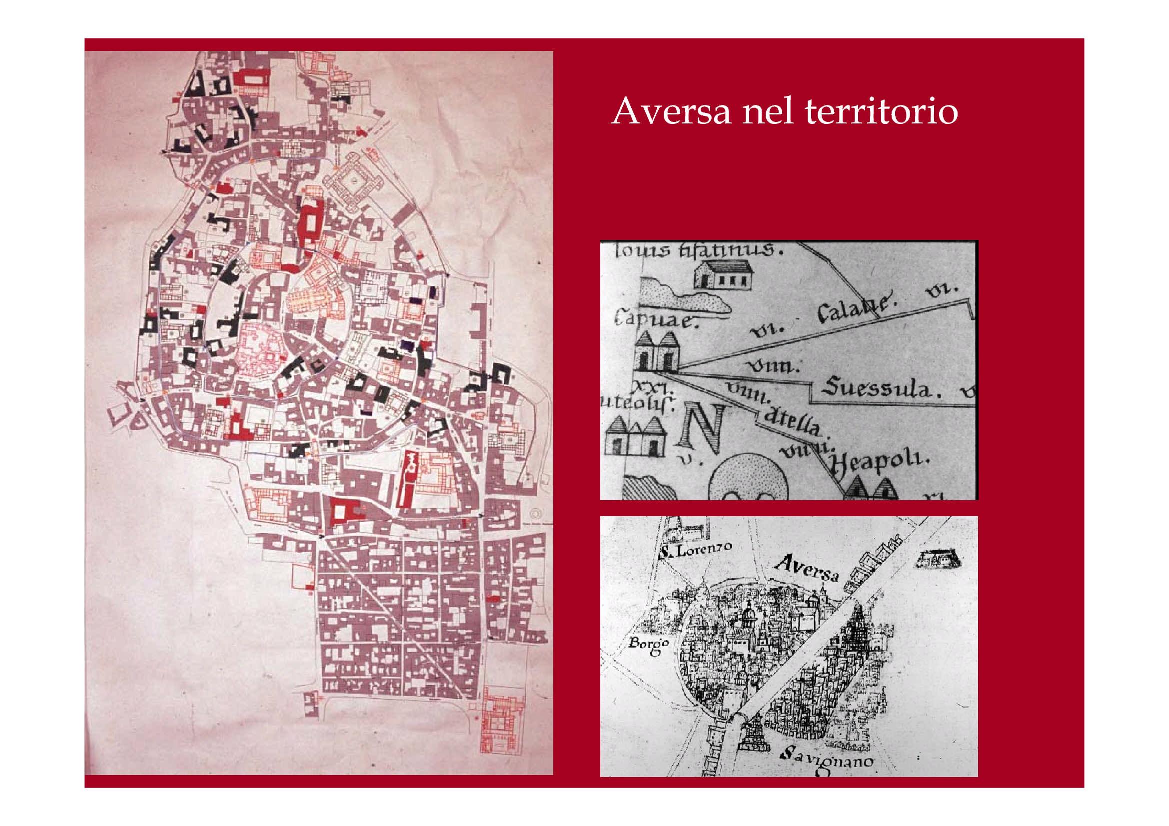 Architettura di Aversa