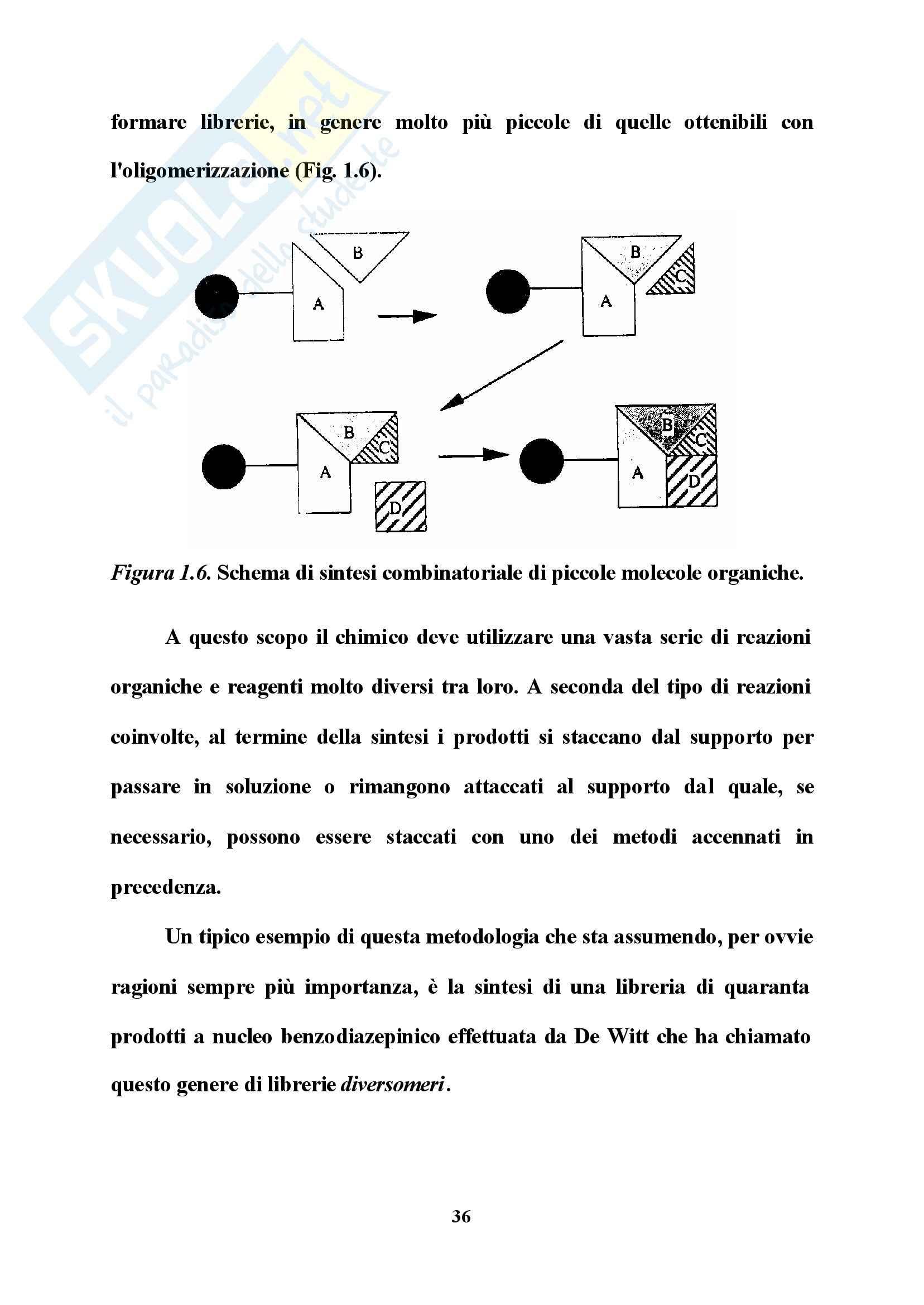 Chimica farmaceutica - progettazione di farmaci a partire dal LEAD 1 Pag. 36