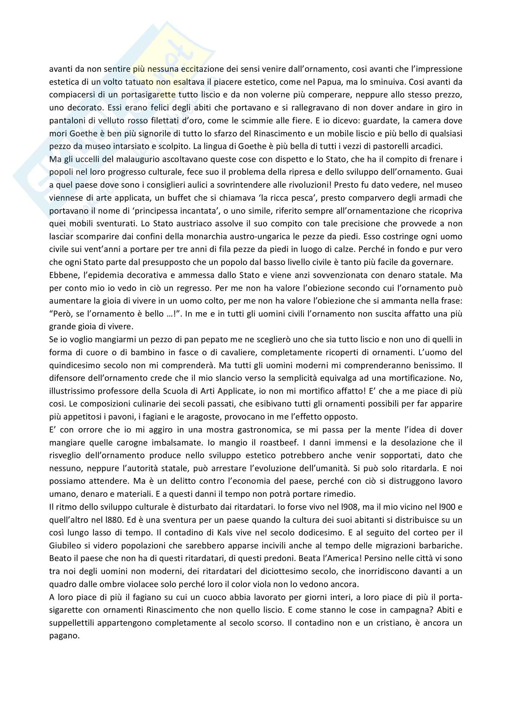 Appunti Storia Dell'Architettura Contemporanea CON FOTO Pag. 41