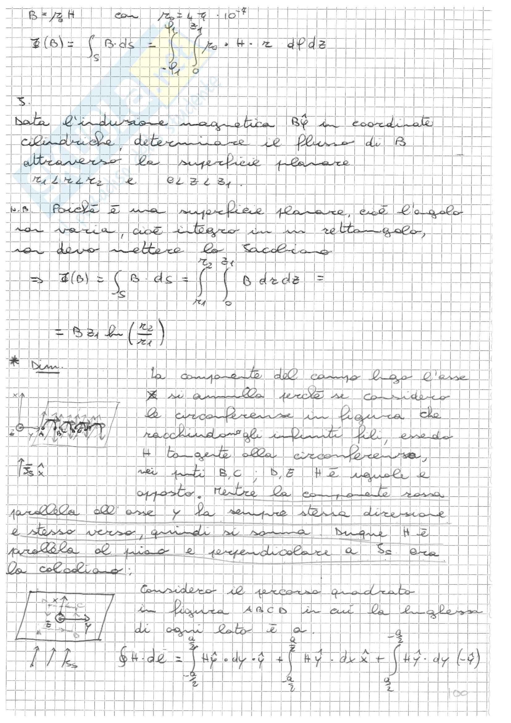 Elettromagnetismo 2 Pag. 21