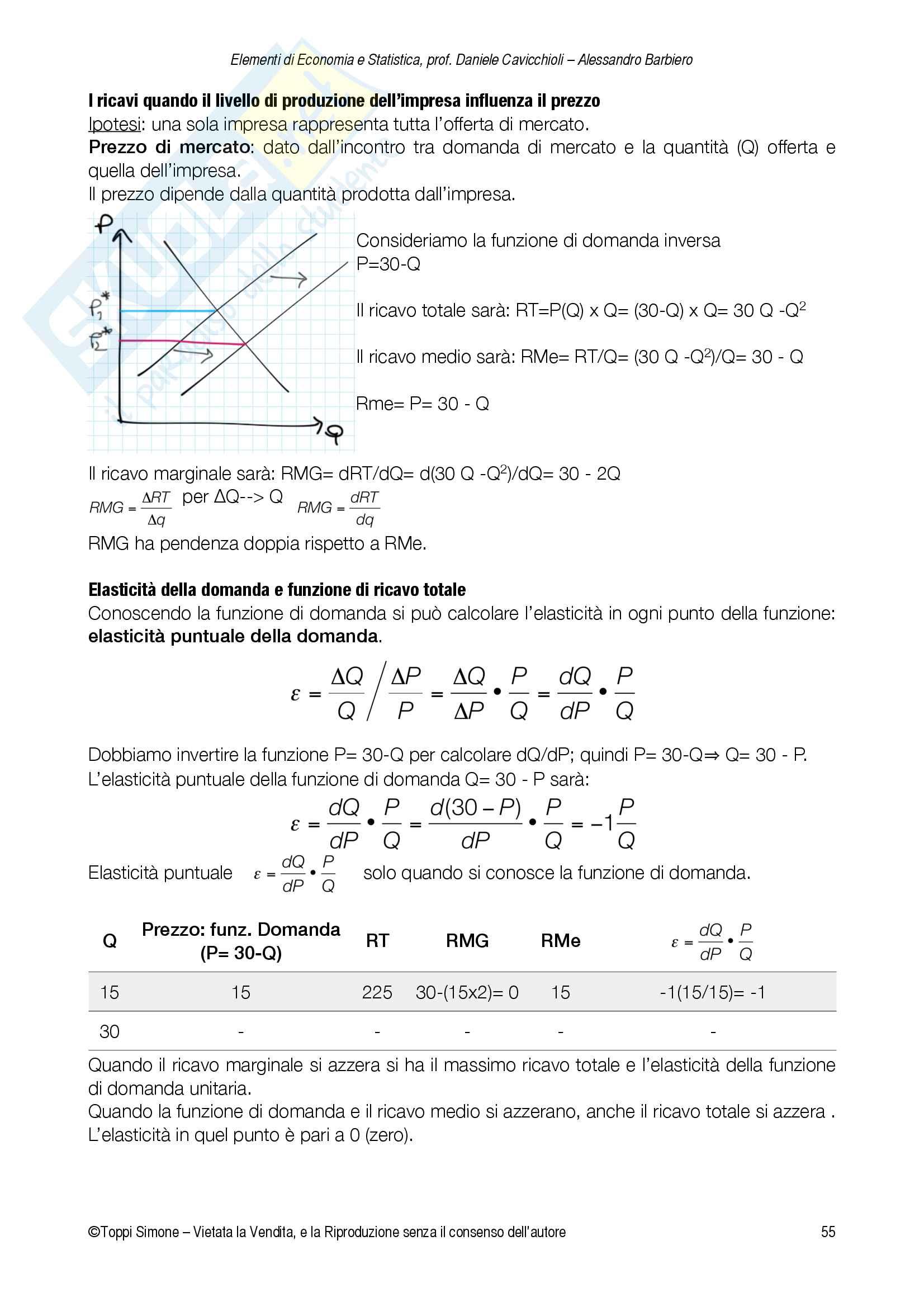Appunti Economia e Statistica Pag. 56