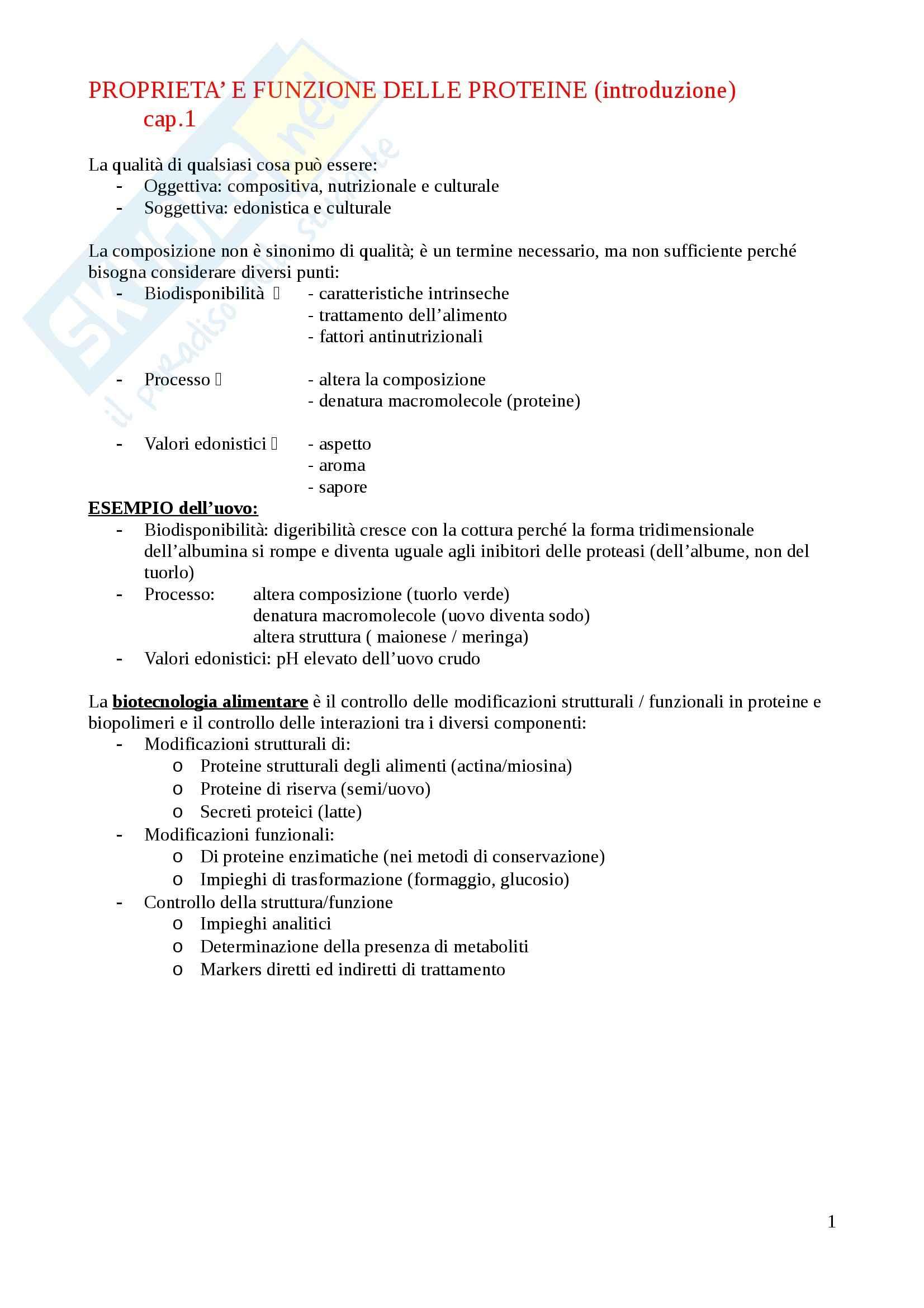 Biochimica alimentare - biochimica alimentare