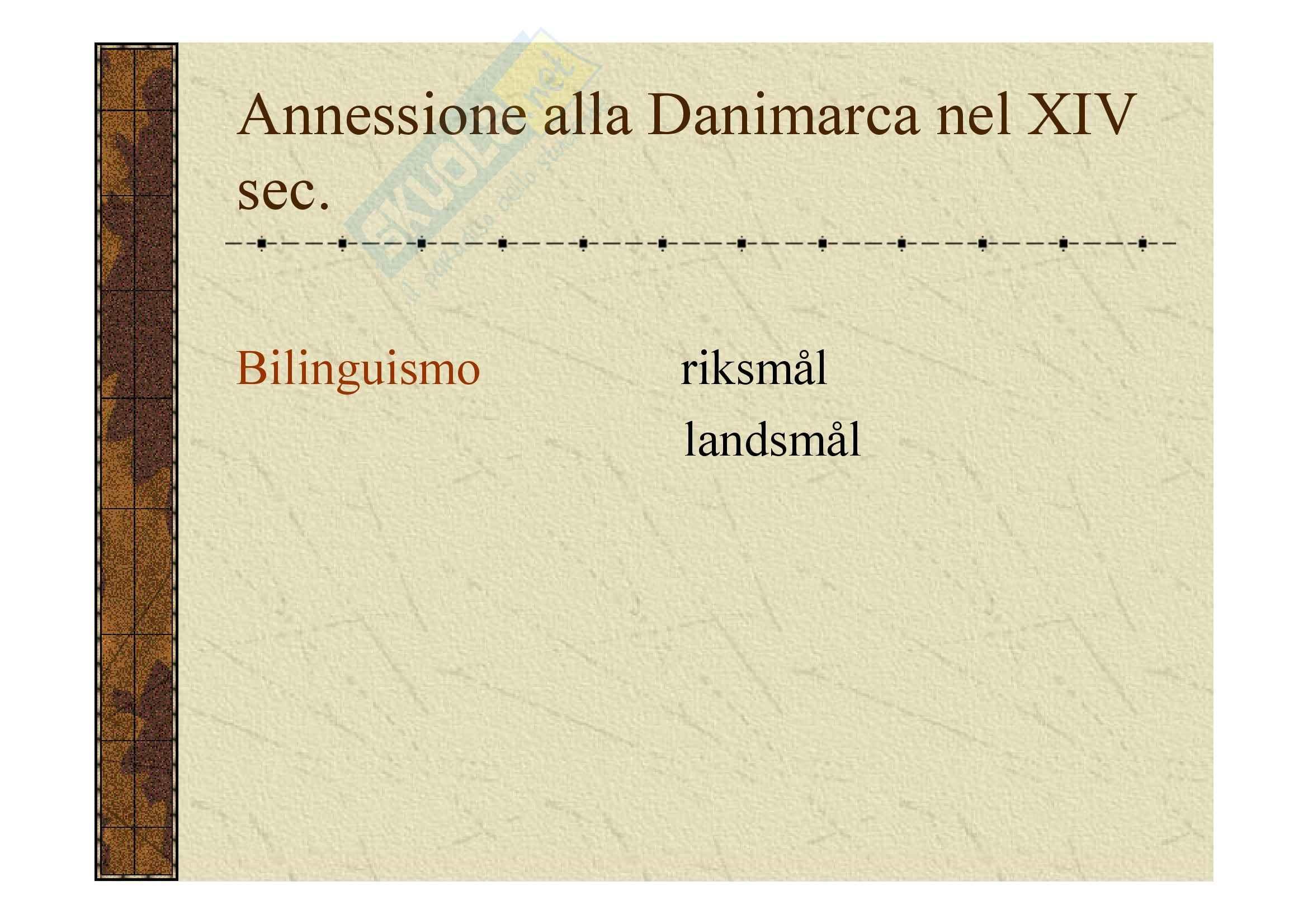 Linguistica germanica - lingue Pag. 16