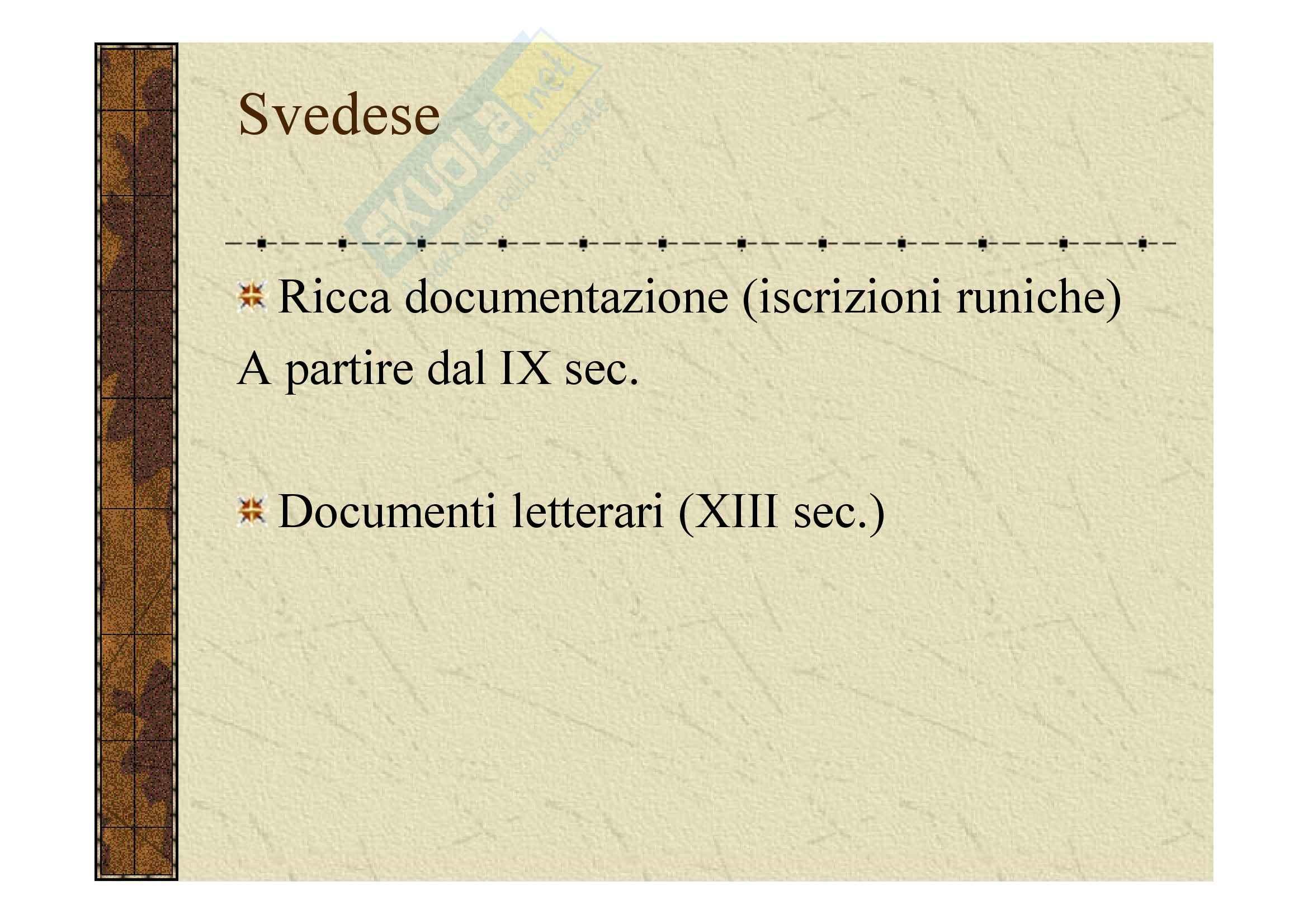 Linguistica germanica - lingue Pag. 21
