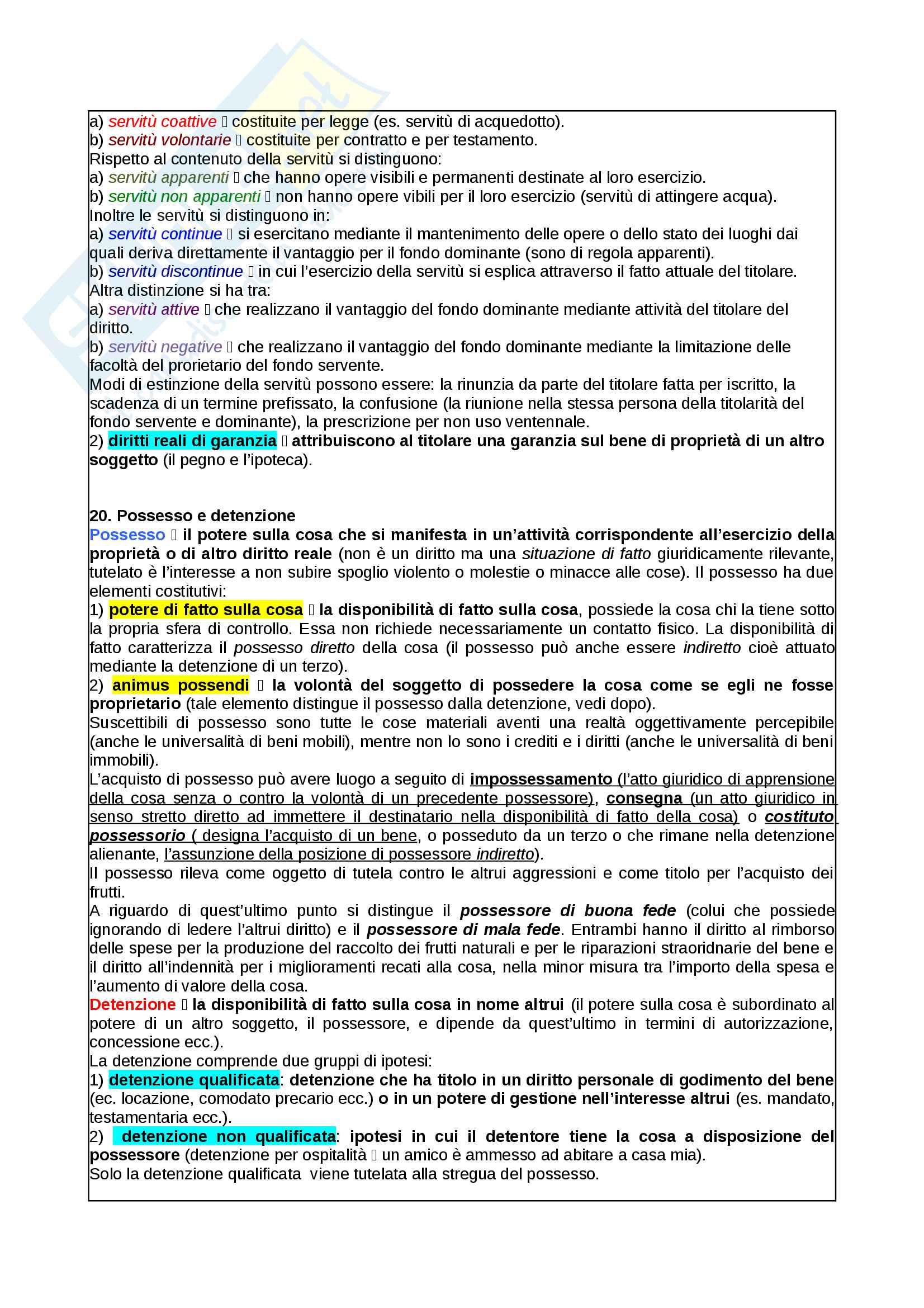 Appunti Diritto Privato Pag. 21